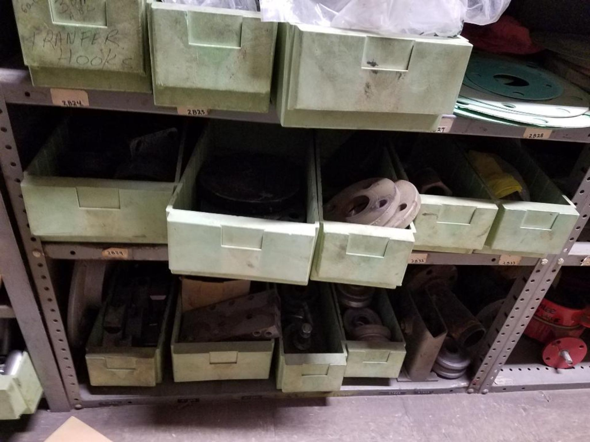 various replacement parts, rollers and clamps - Image 14 of 18