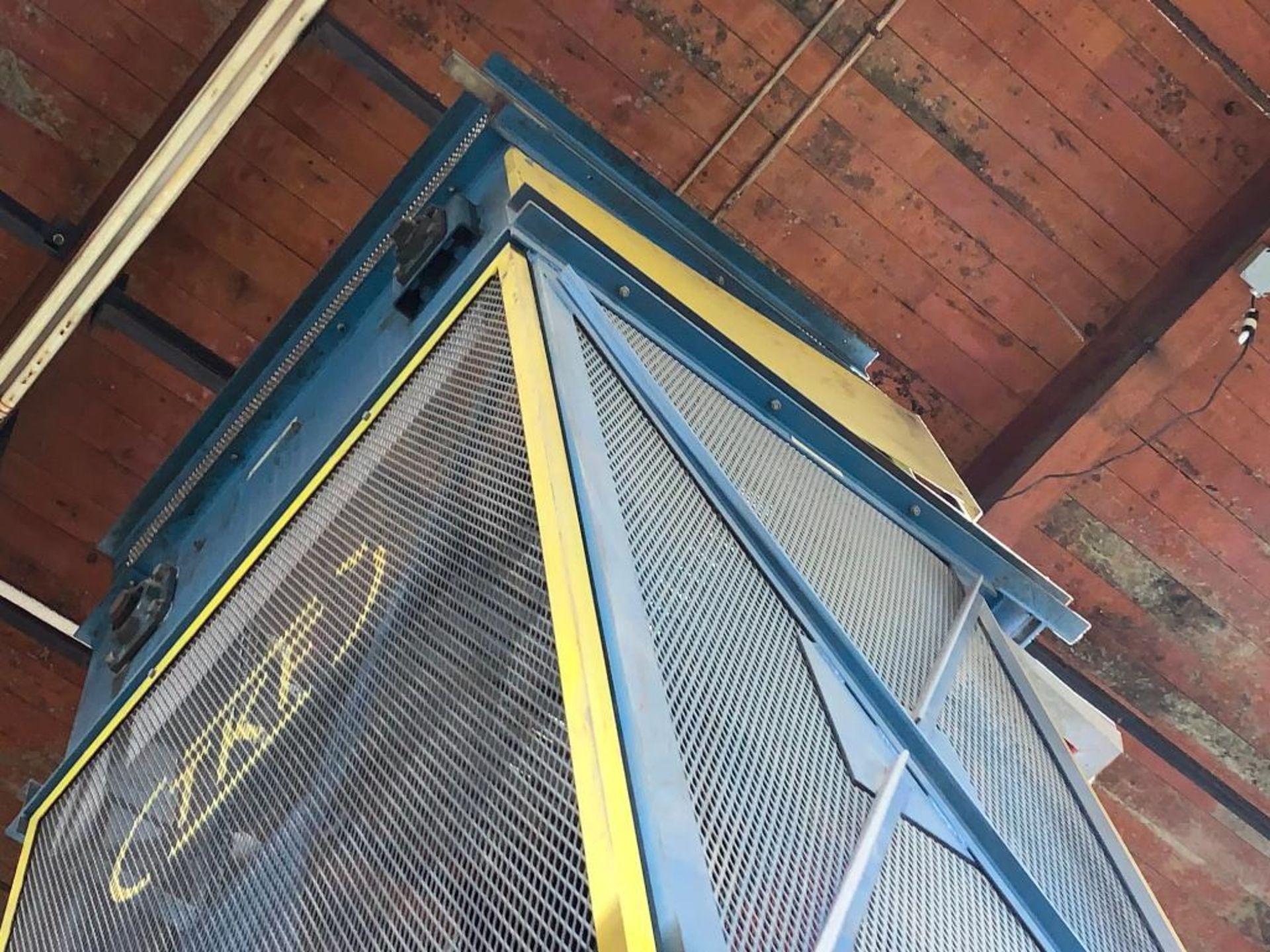 TKF vertical case elevator parts - Image 11 of 13