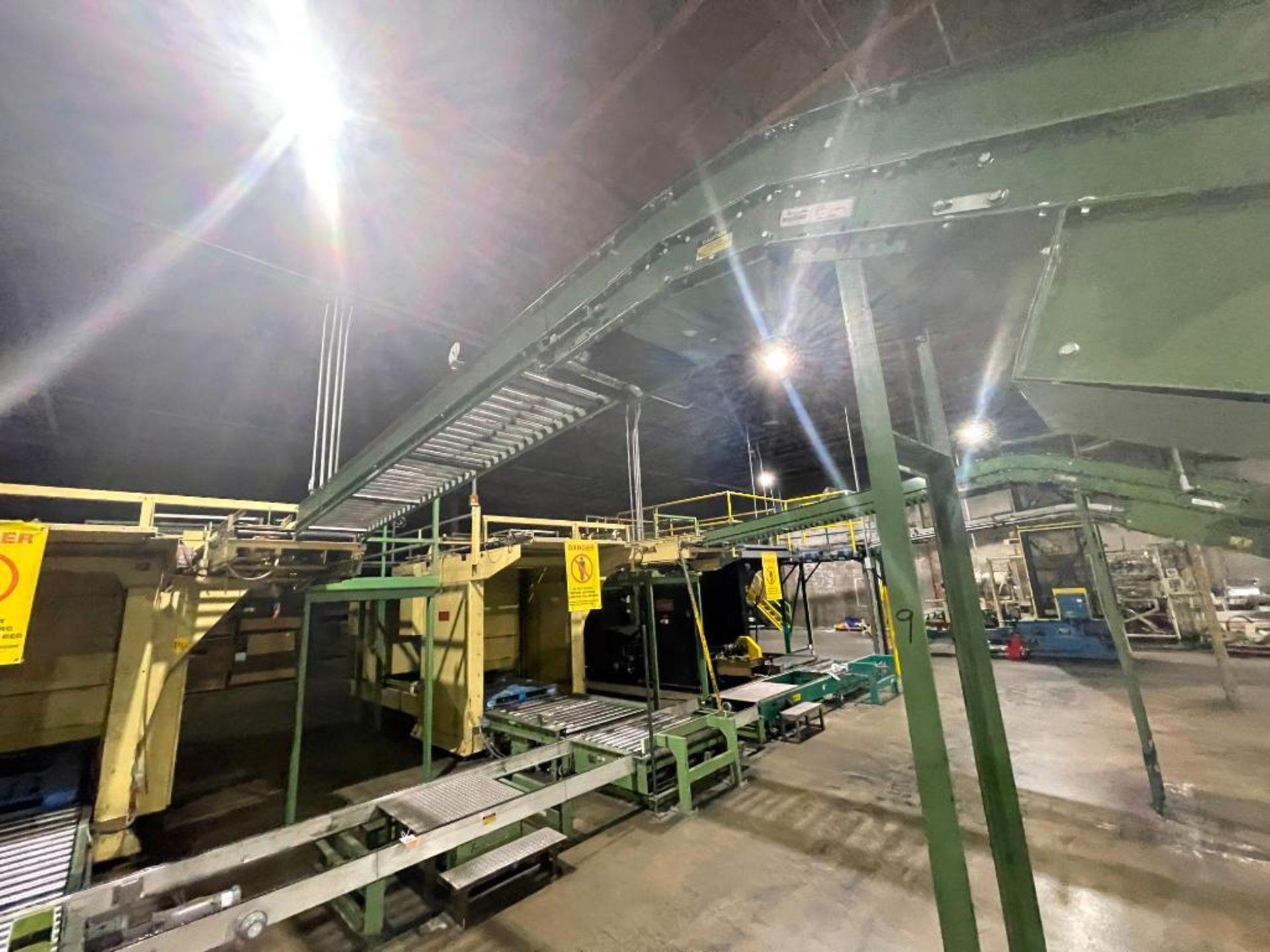 mild steel incline conveyor - Image 5 of 5