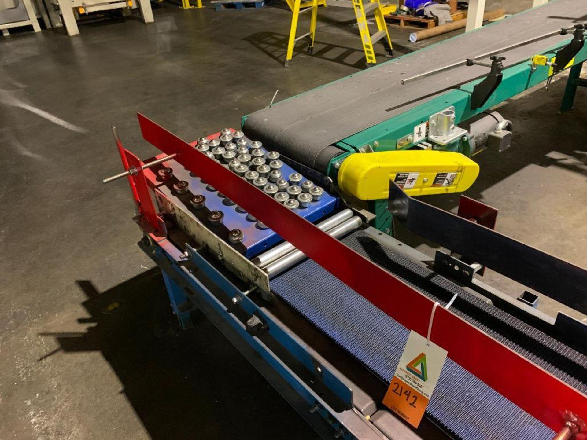 mild steel conveyor - Image 10 of 11