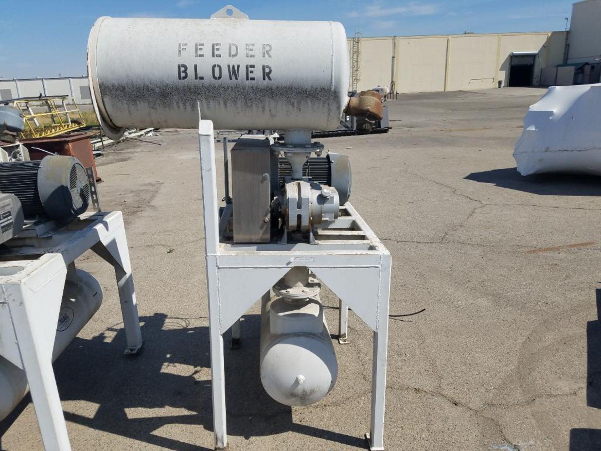 Sutorbilt rotary positive blower - Image 3 of 6