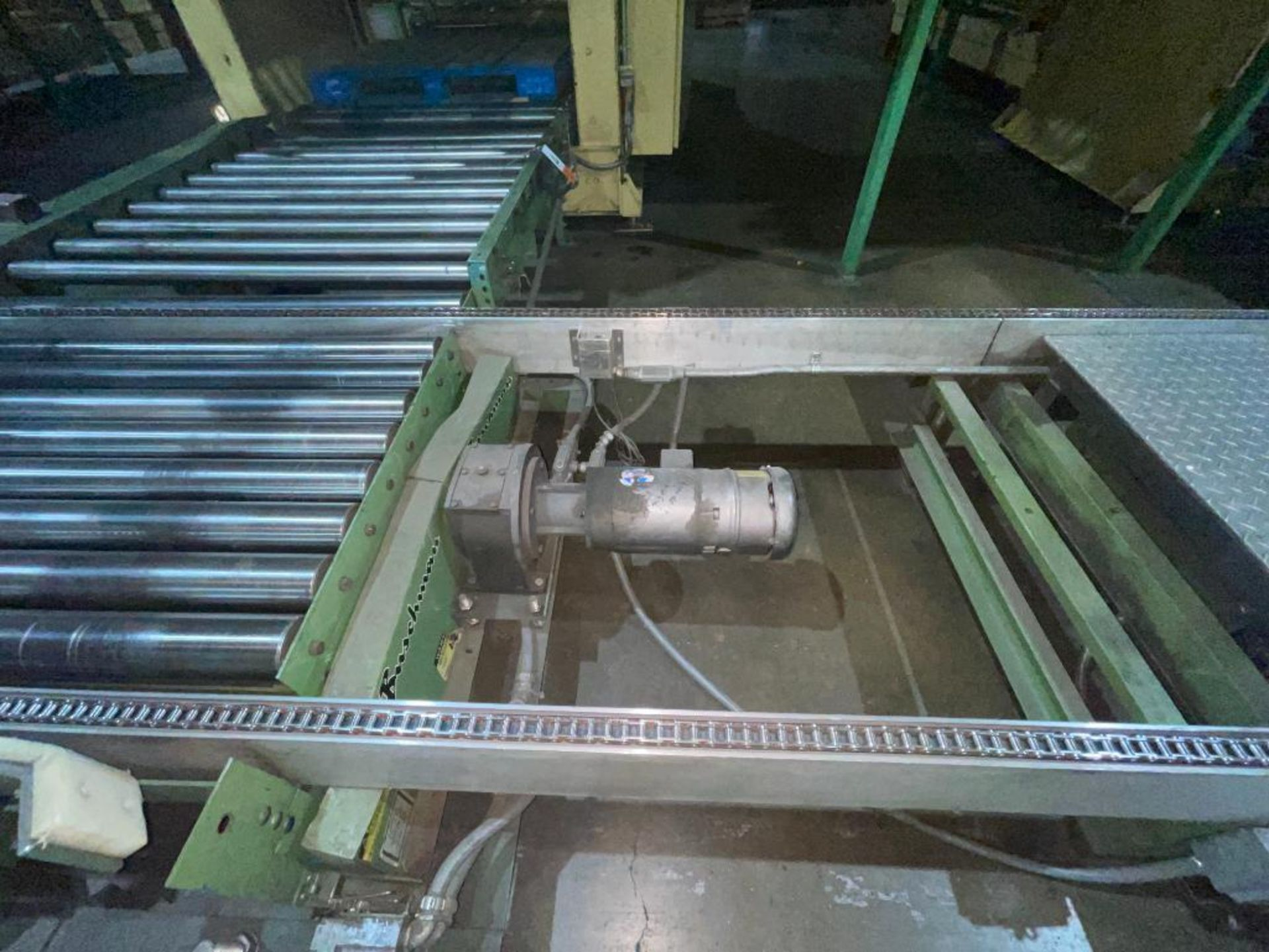 Buschman full pallet conveyor - Image 9 of 12