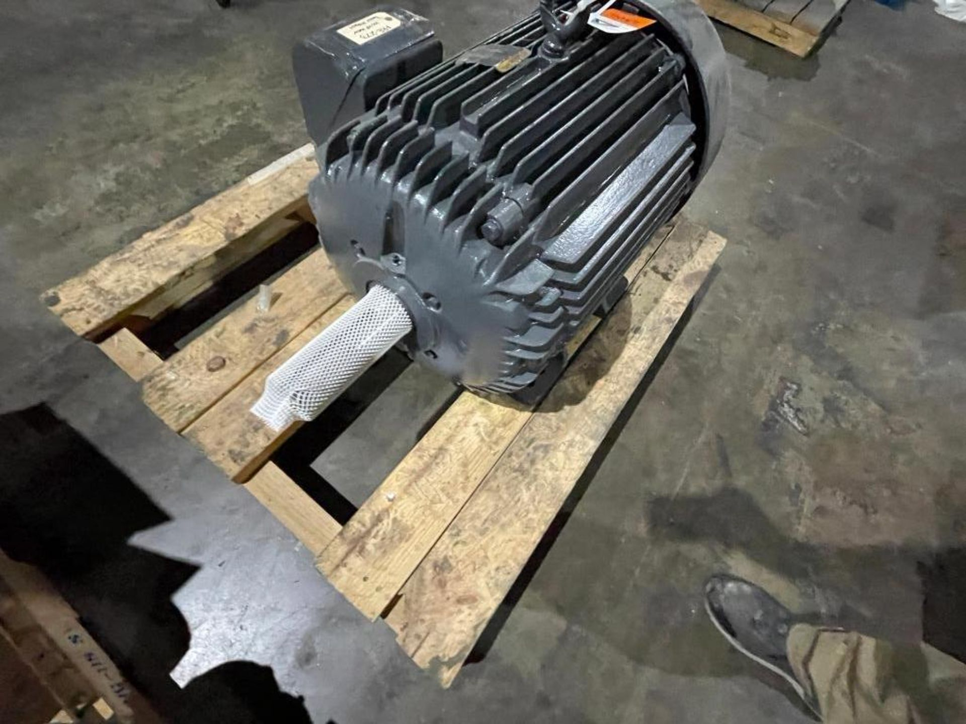 electric motor, 100 hp - Image 9 of 9