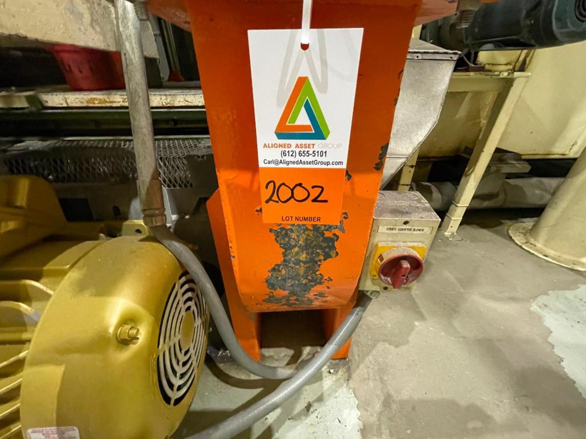 scrap recycle blower - Image 11 of 17