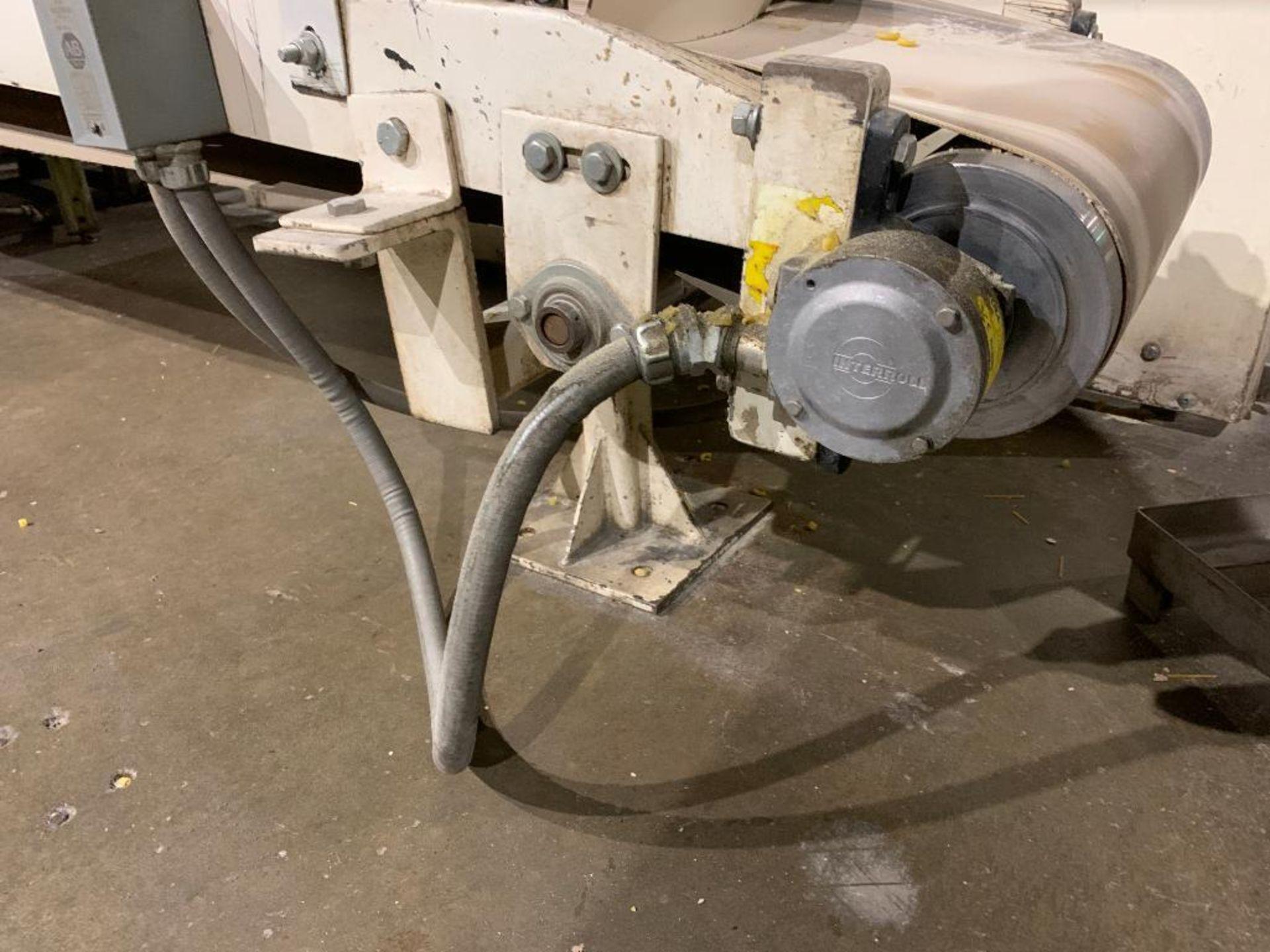 mild steel conveyor - Image 2 of 9
