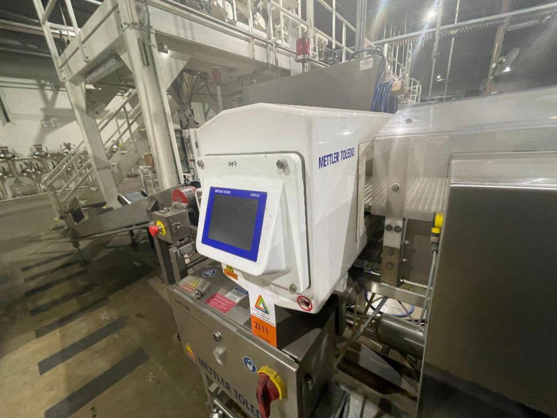 2016 Mettler Toledo metal detector, model SL1500 - Image 7 of 12