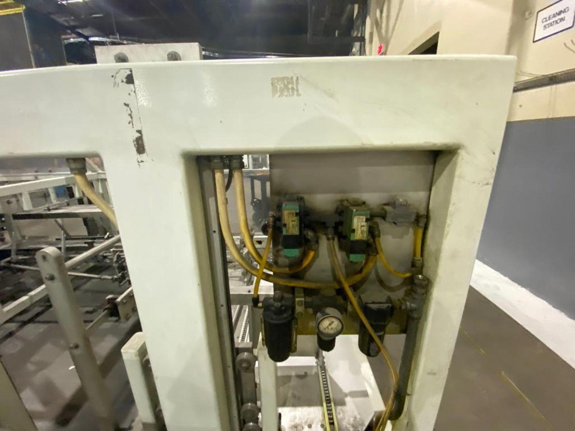 Fallas box erector/case packer - Image 13 of 33