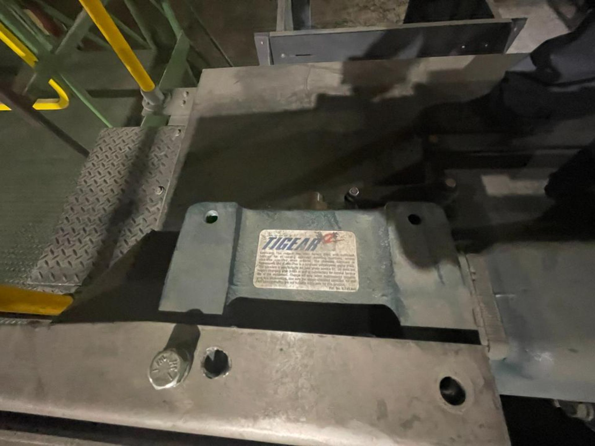 2008 Currie top to bottom palletizer, model PALLETIZER, sn 3348 - Image 23 of 28