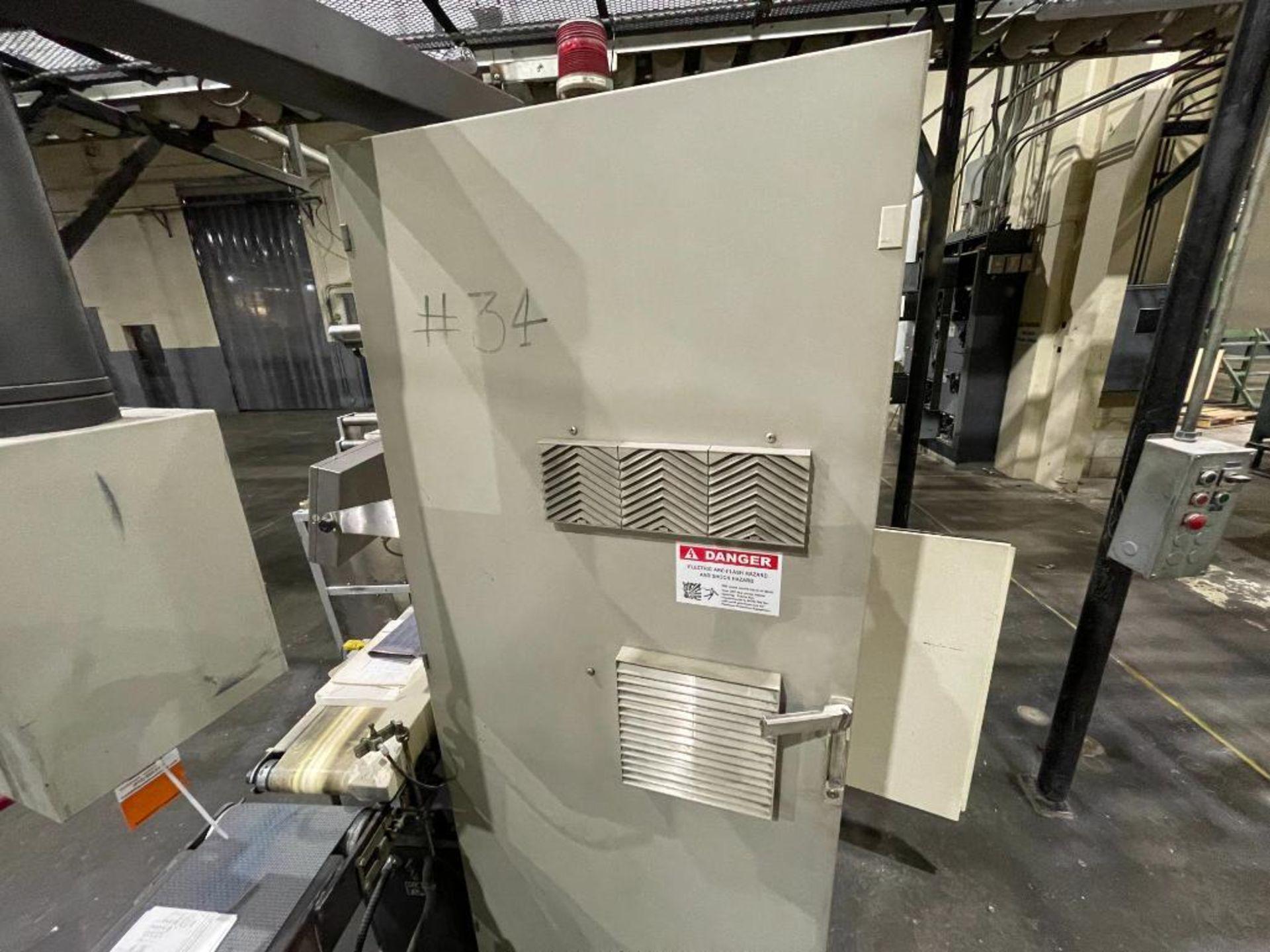 Stiavelli long goods horizontal flow wrapper - Image 45 of 53