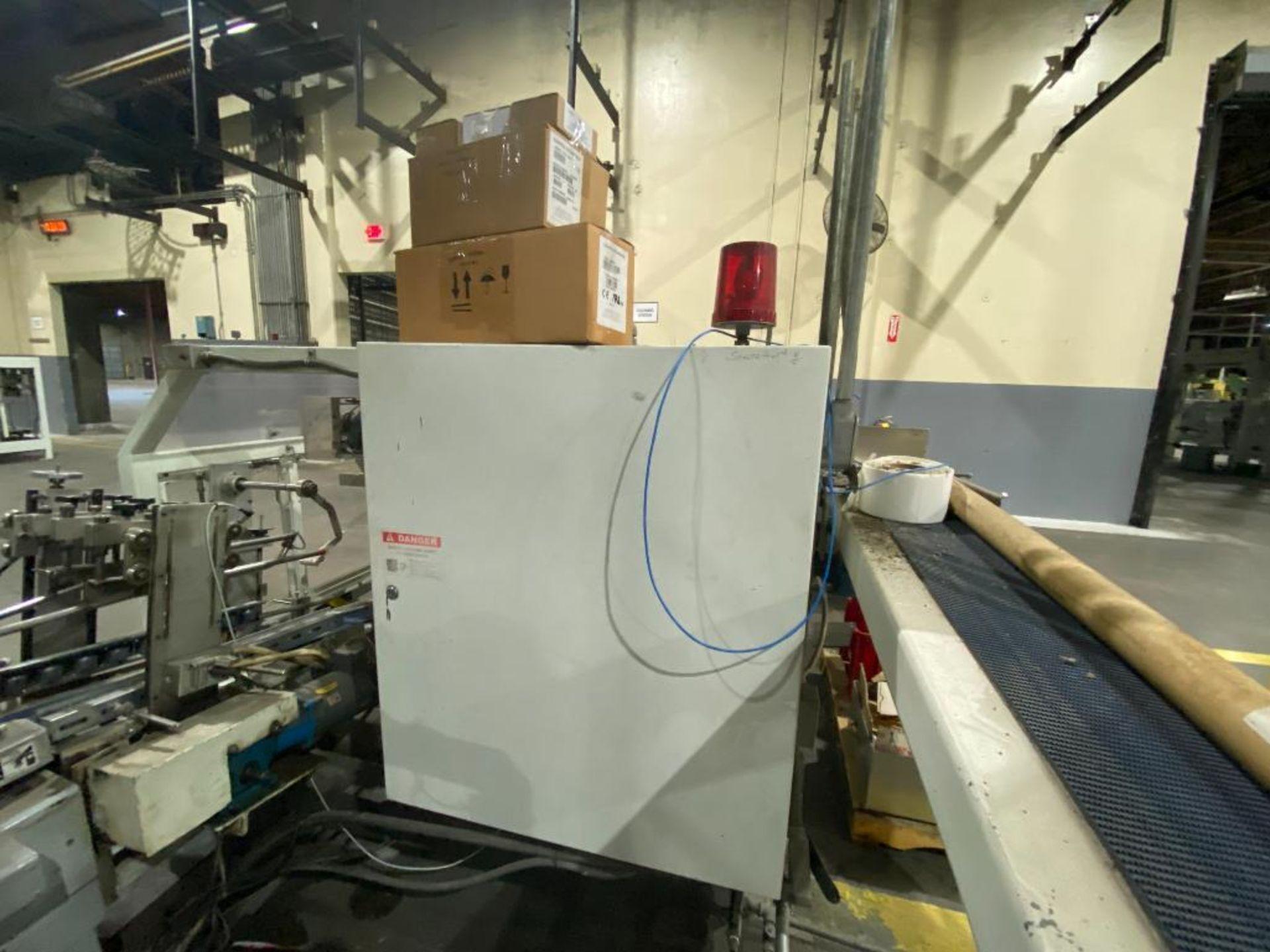Fallas box erector/case packer - Image 12 of 33