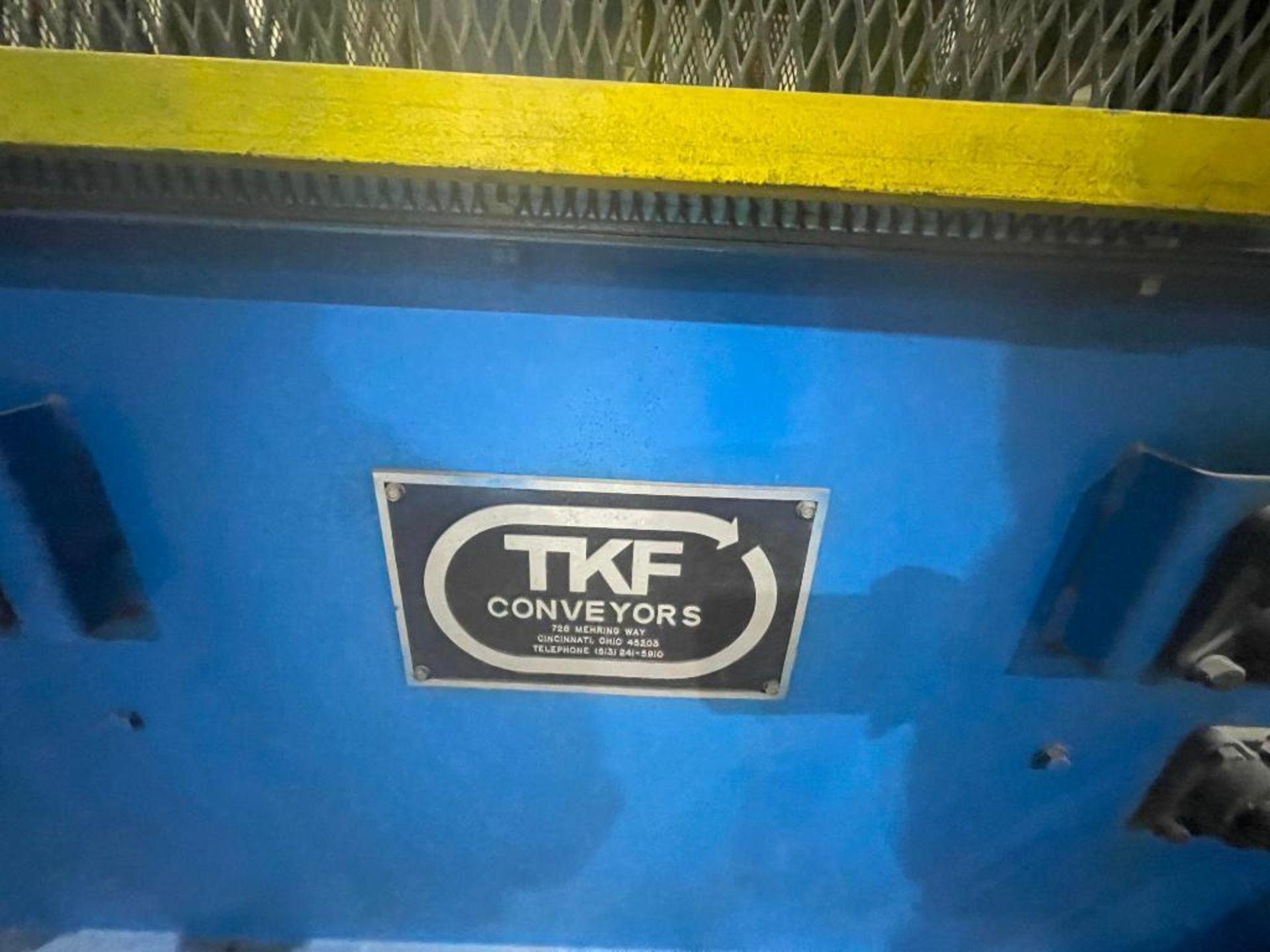 TKF vertical case elevator parts - Image 8 of 14