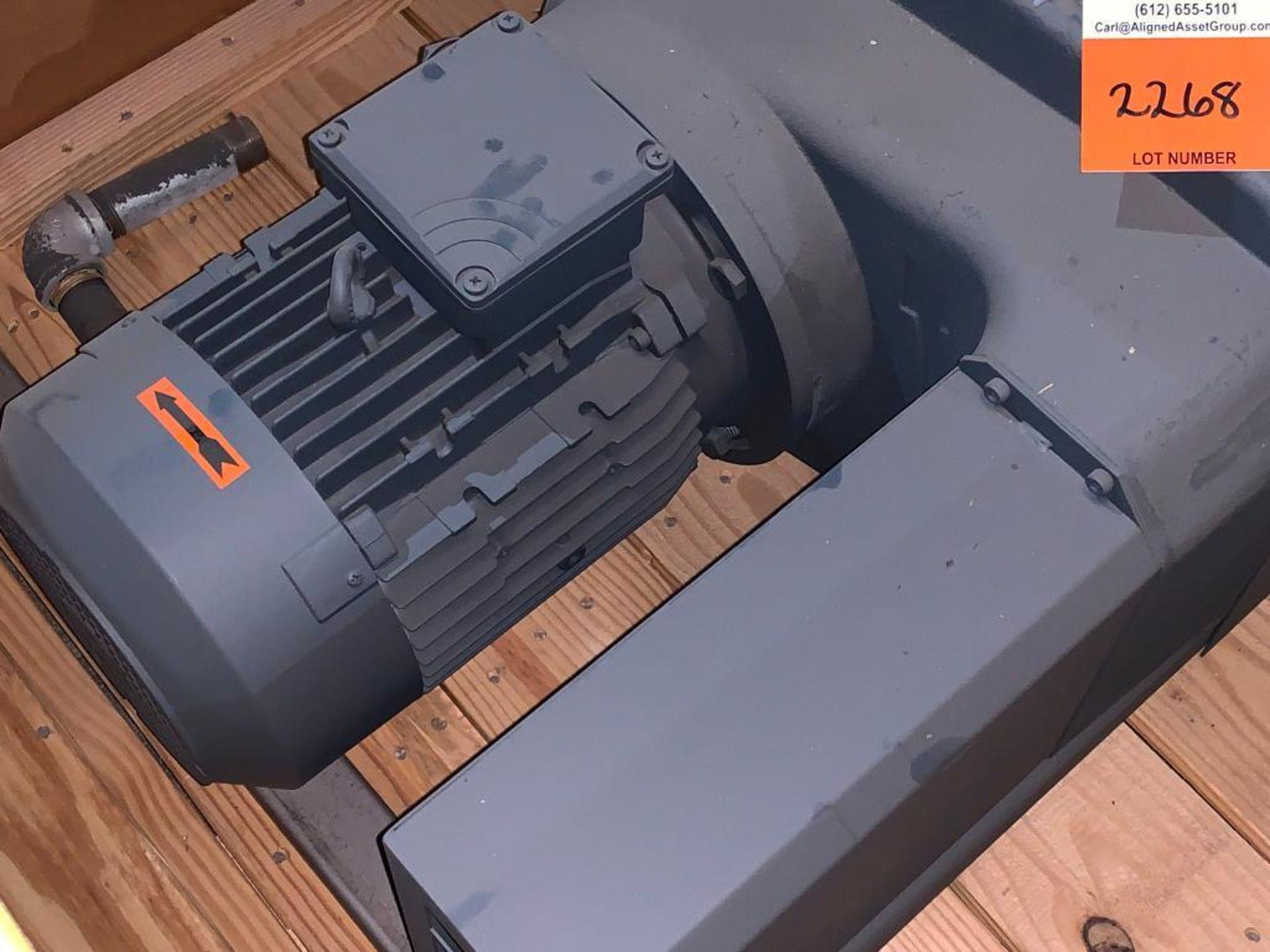 Busch vacuum pump - Image 4 of 5