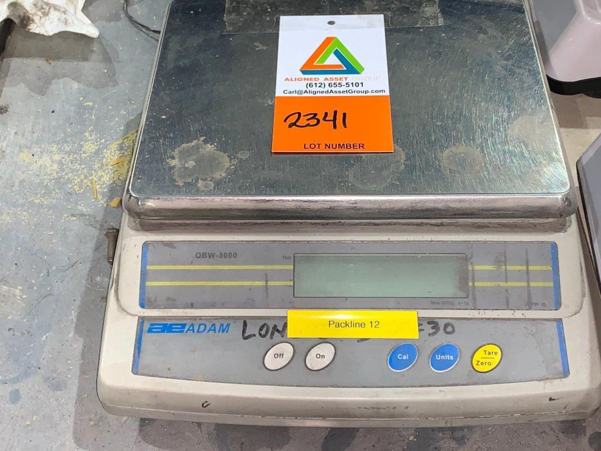 Adam digital scale