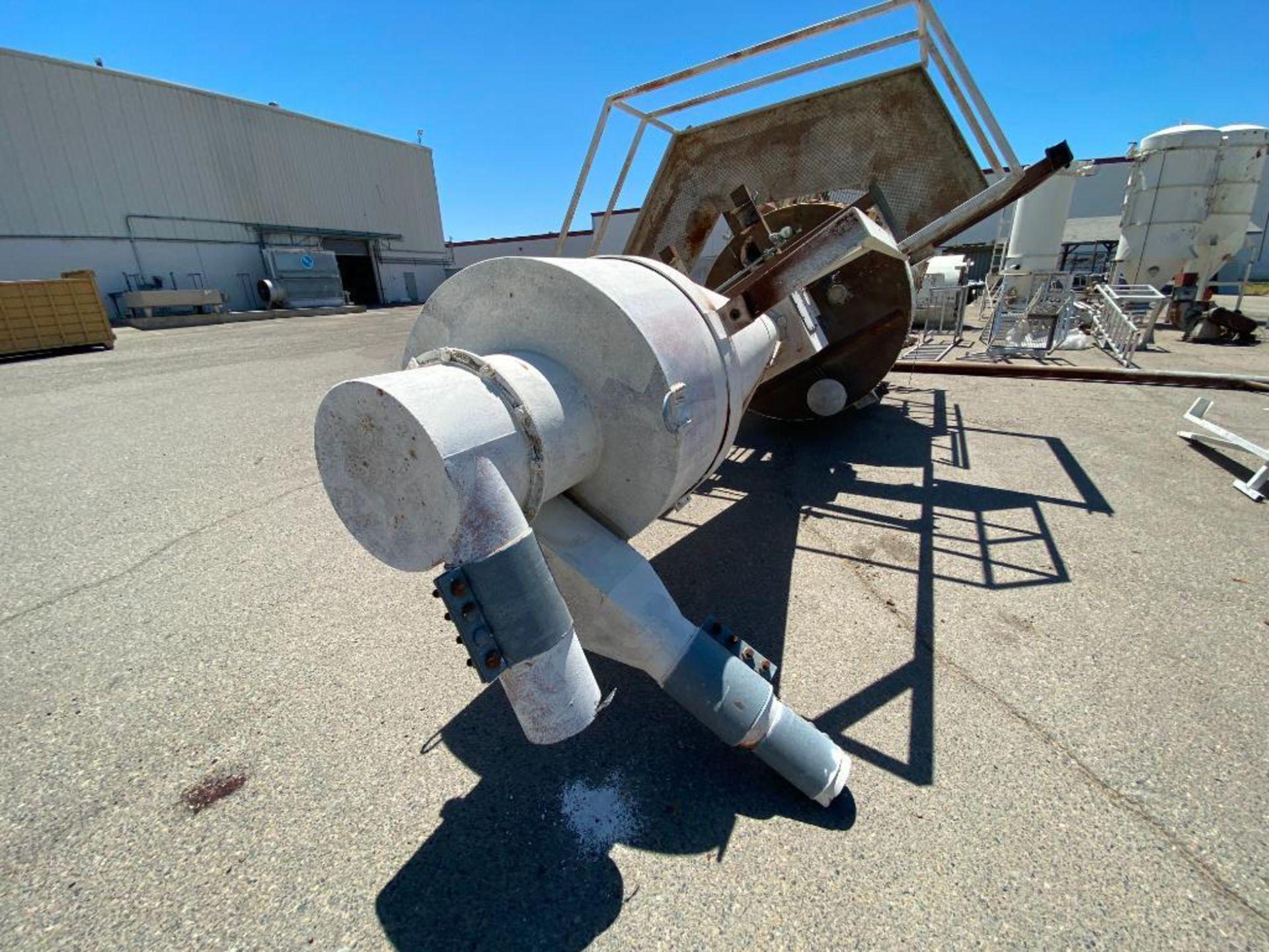 MAC mild steel dust collector - Image 11 of 15