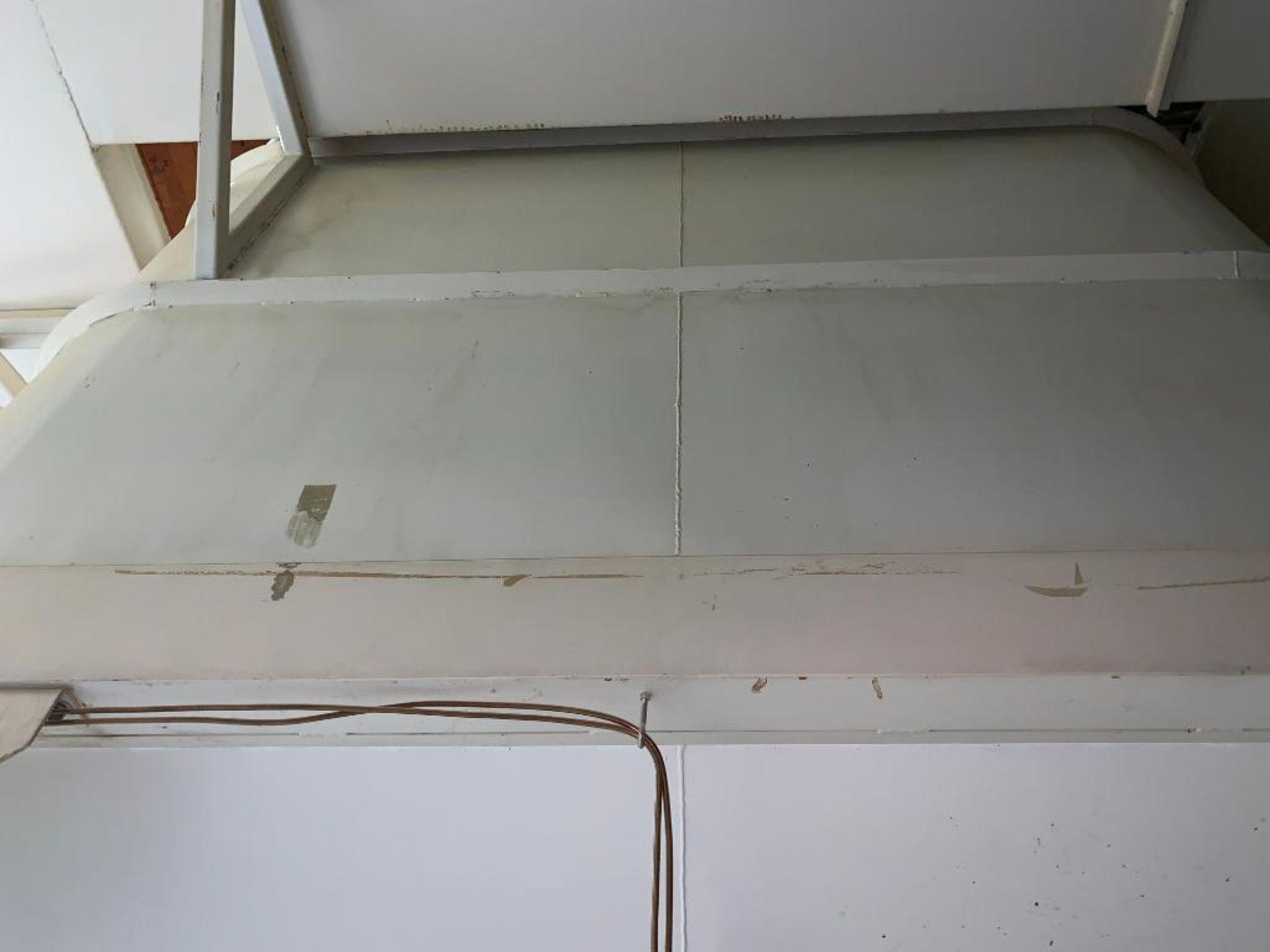 Aseeco mild steel cone bottom bulk storage bin - Image 15 of 16