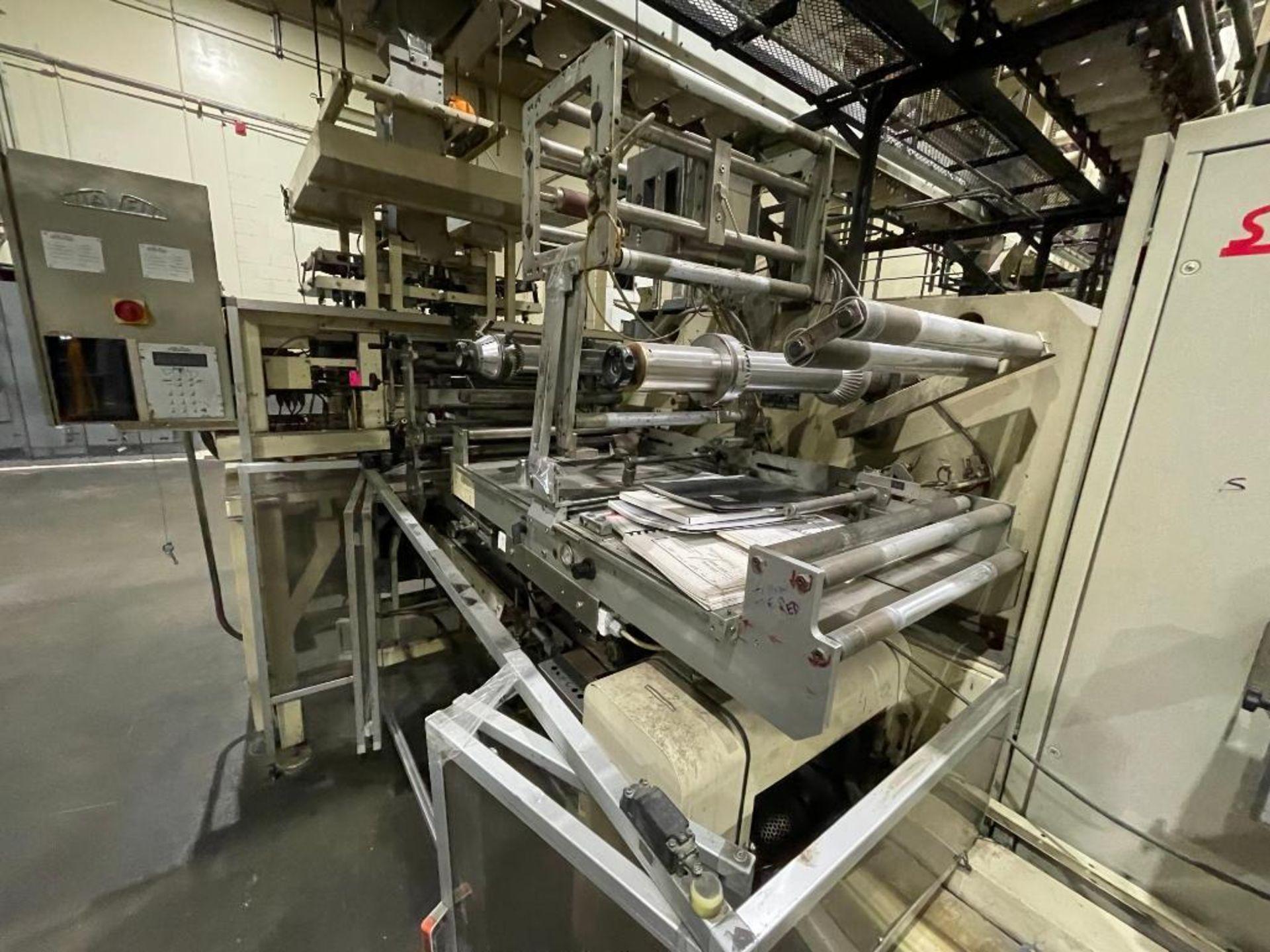 Stiavelli long goods horizontal flow wrapper - Image 5 of 53