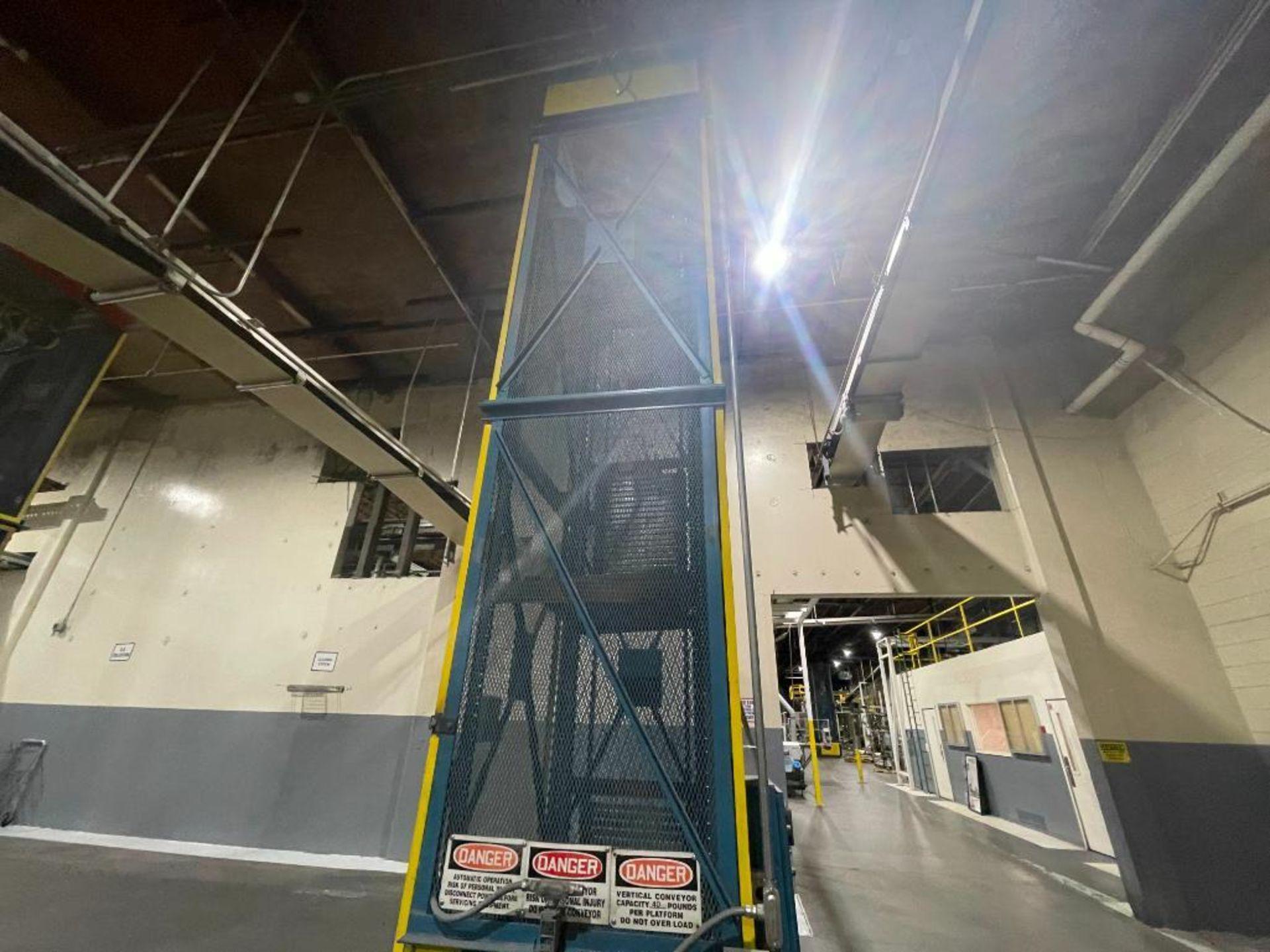 TKF vertical case elevator - Image 3 of 14