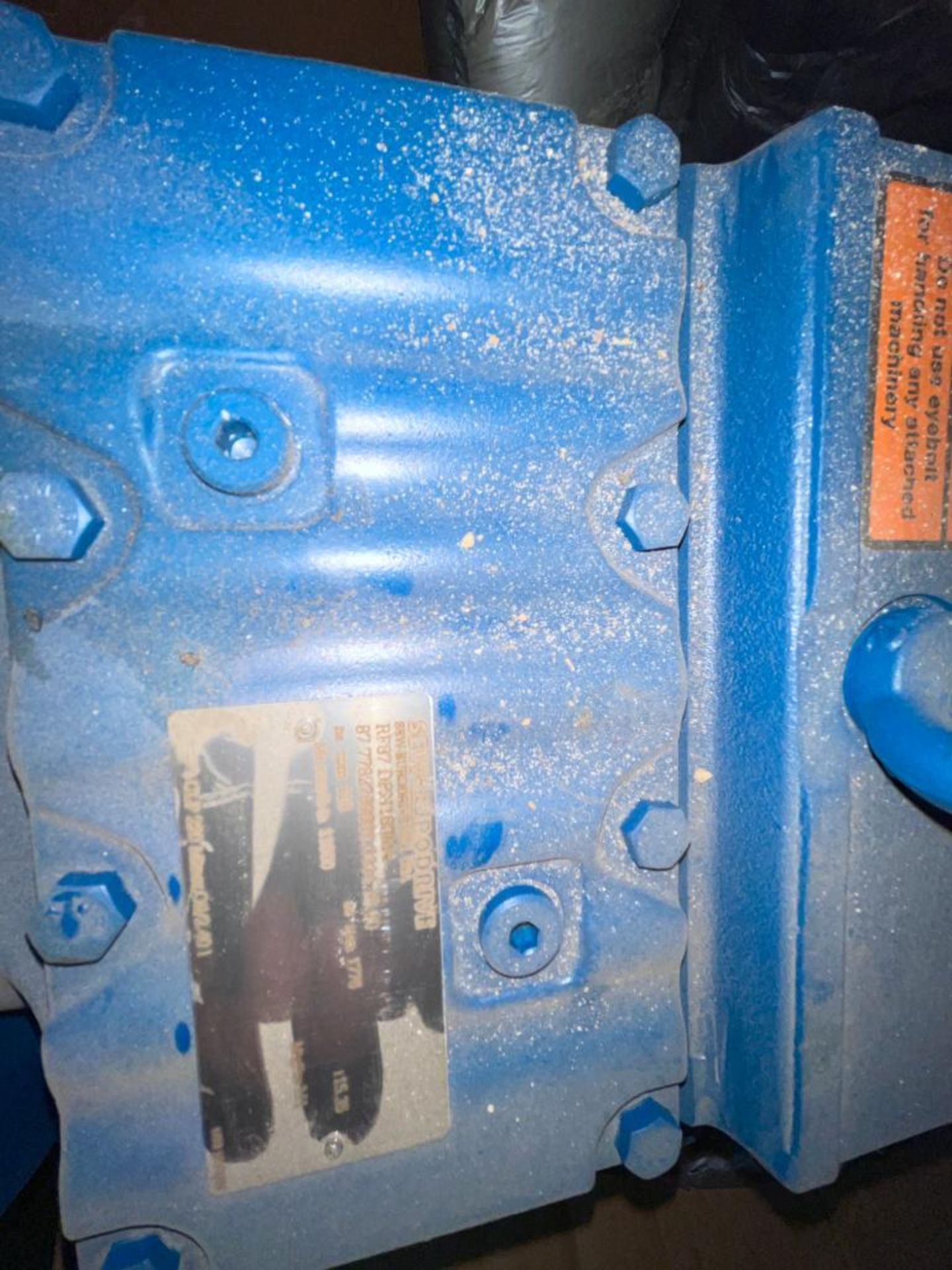 SEW motor and drive - Image 4 of 9