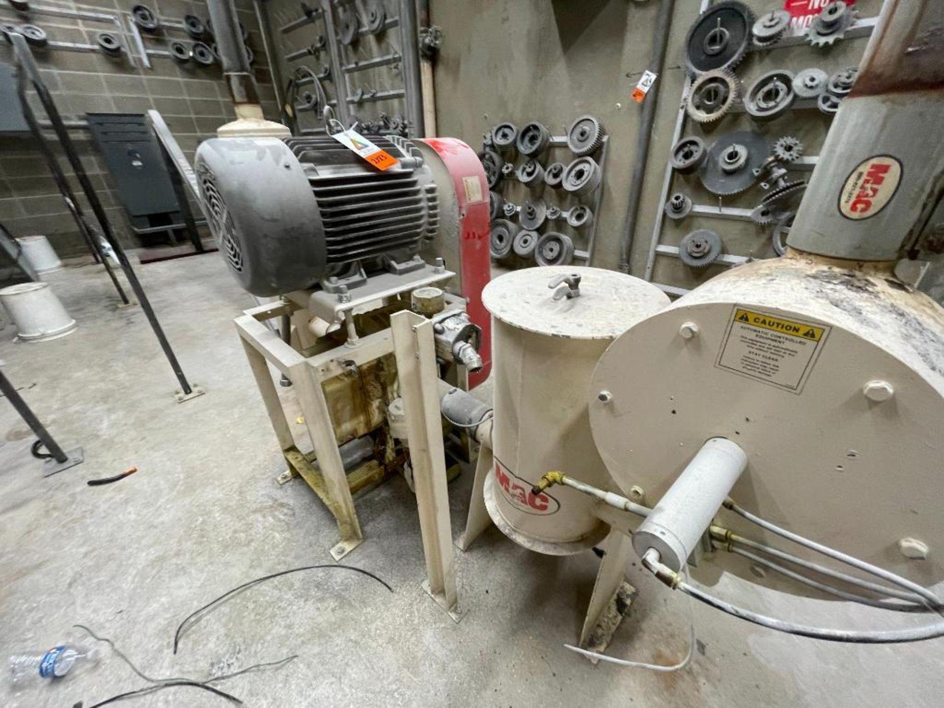 Sutorbilt rotary positive blower - Image 21 of 21