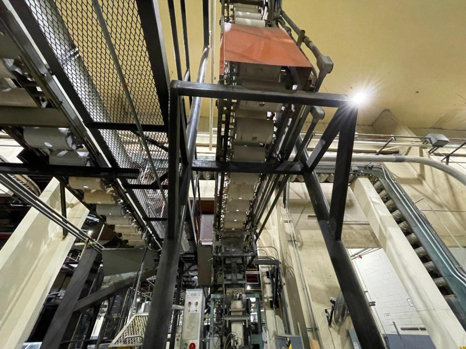 Meyer horizontal bucket elevator, model PC-072-12-BCC - Image 15 of 18