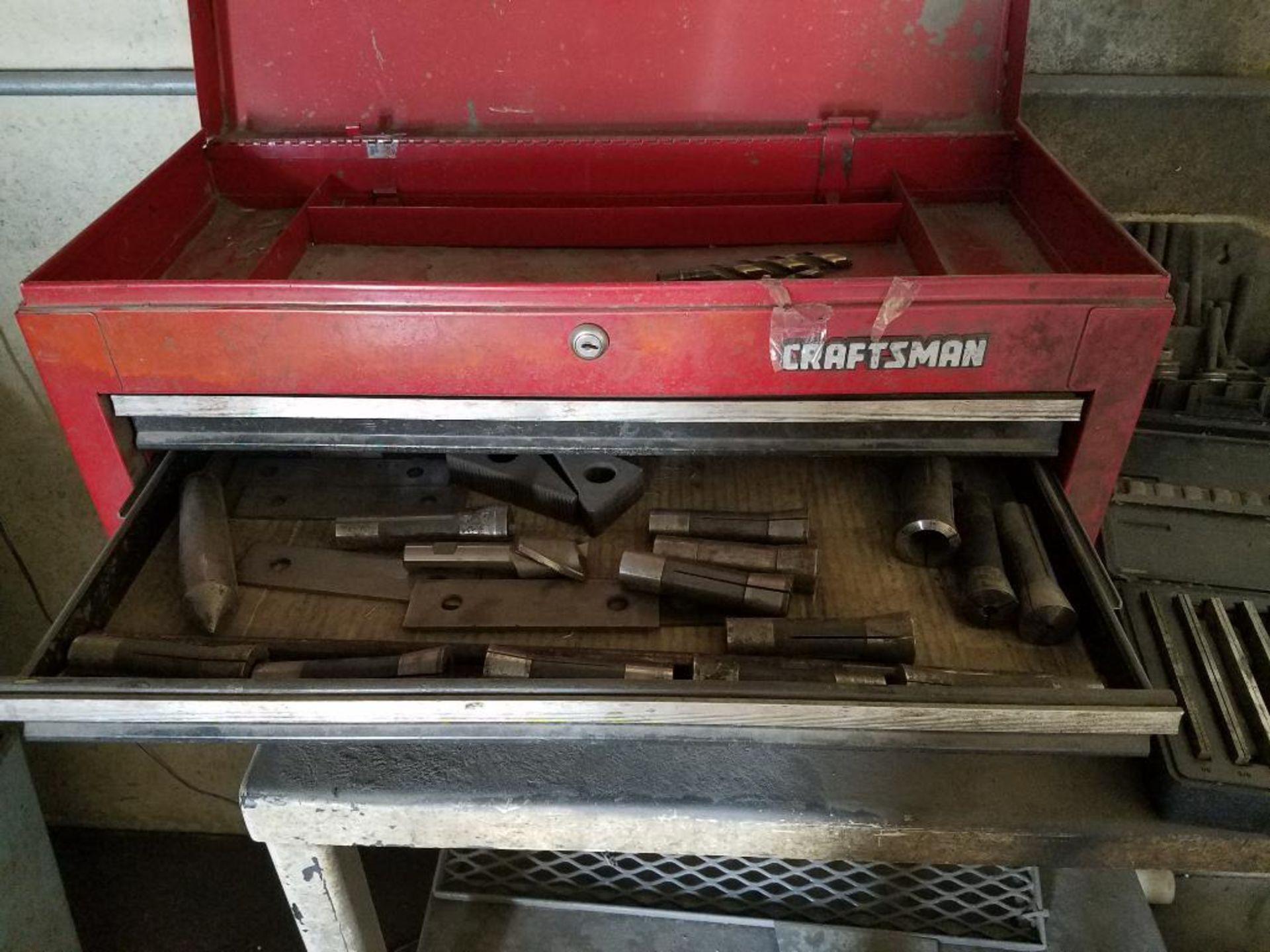 Bridgeport manual mill - Image 8 of 8