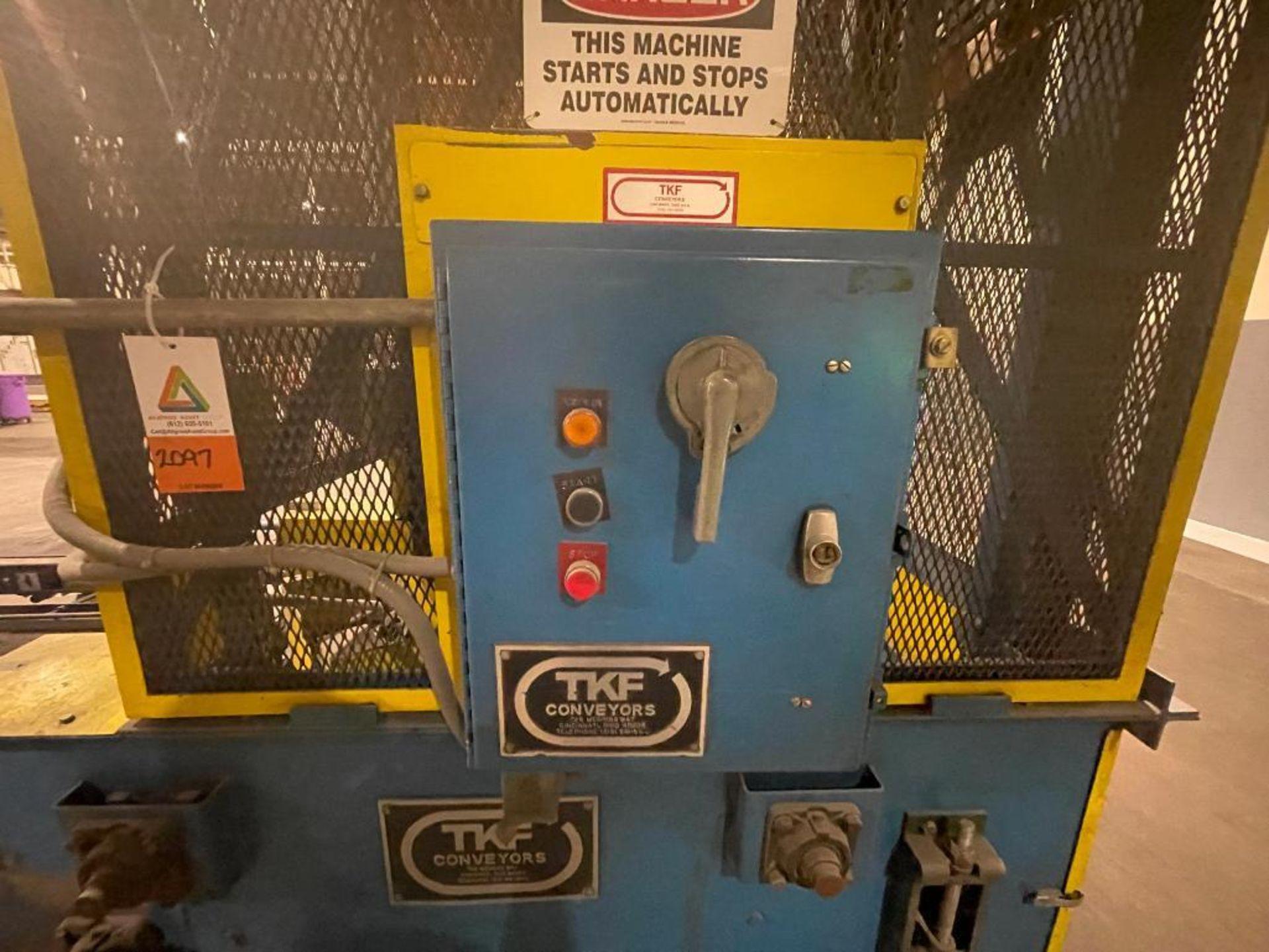 TKF vertical case elevator parts - Image 2 of 14