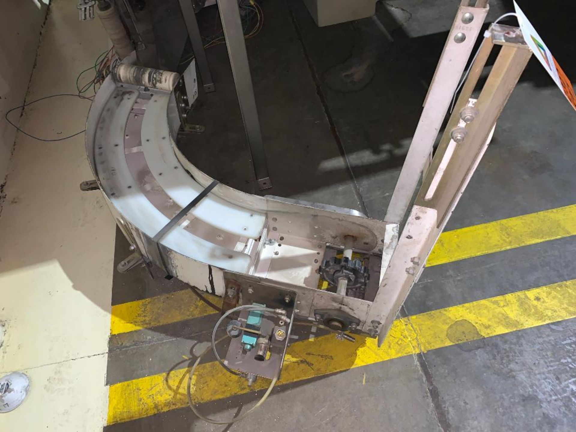 (4) pieces of miscellaneous conveyor - Image 21 of 25