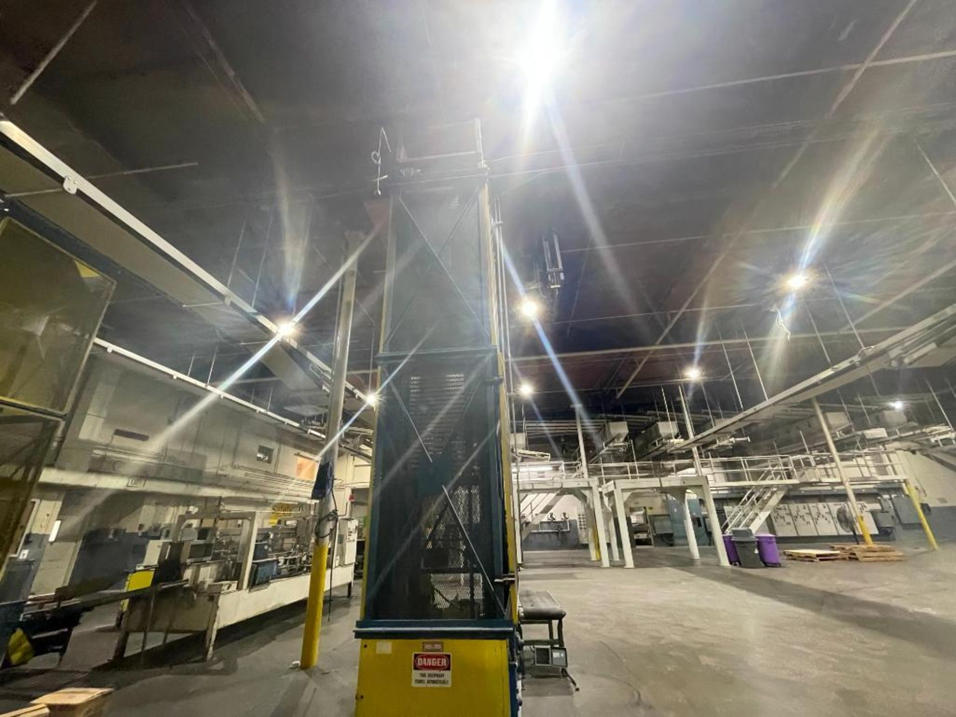 TKF vertical case elevator parts - Image 12 of 14