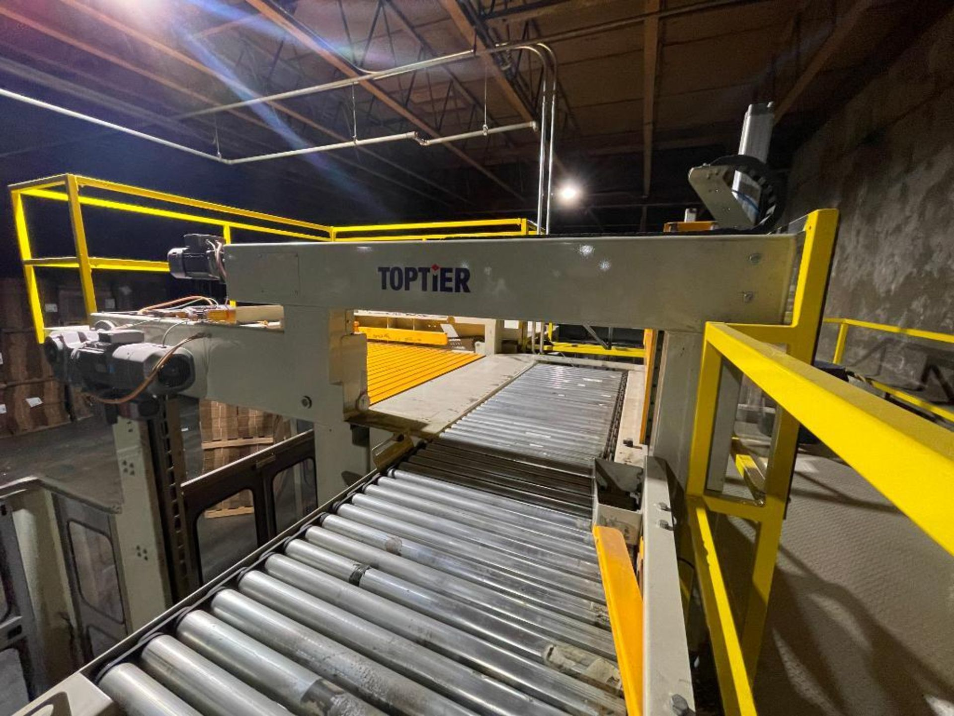 2013 TopTier downstacker, model DS with integrated TopTier pallet wrapper - Image 54 of 66