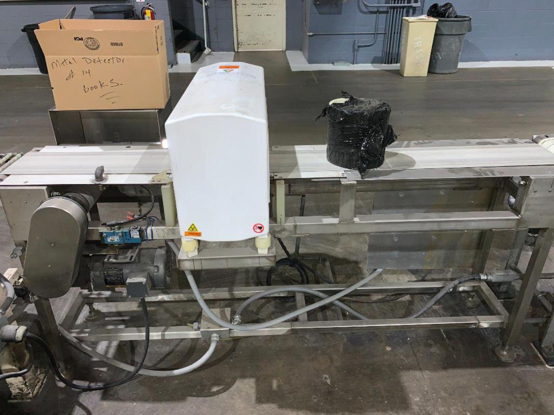 Mettler Toledo metal detector - Image 6 of 24