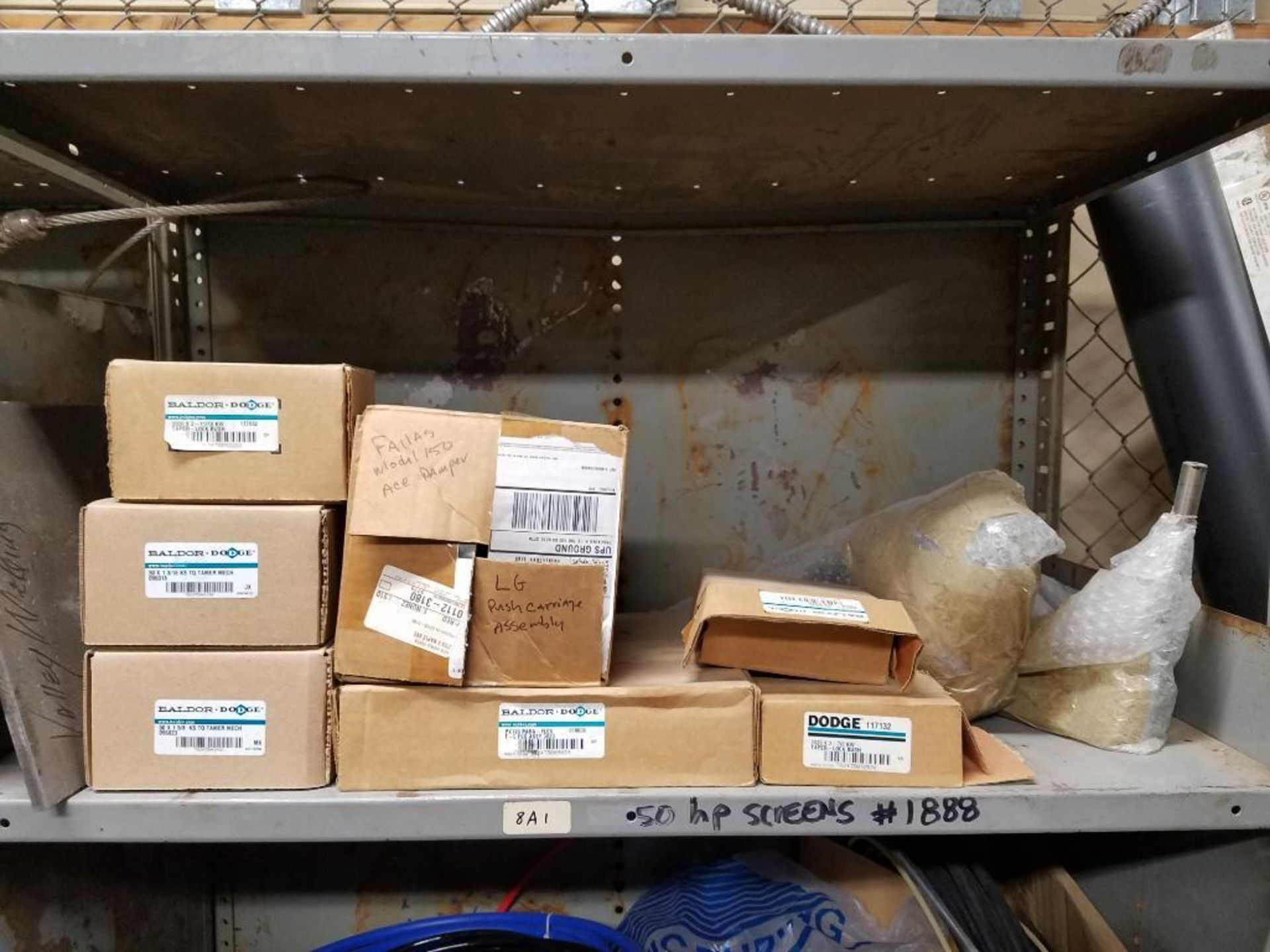various conveyor belting and replacement parts - Image 2 of 5