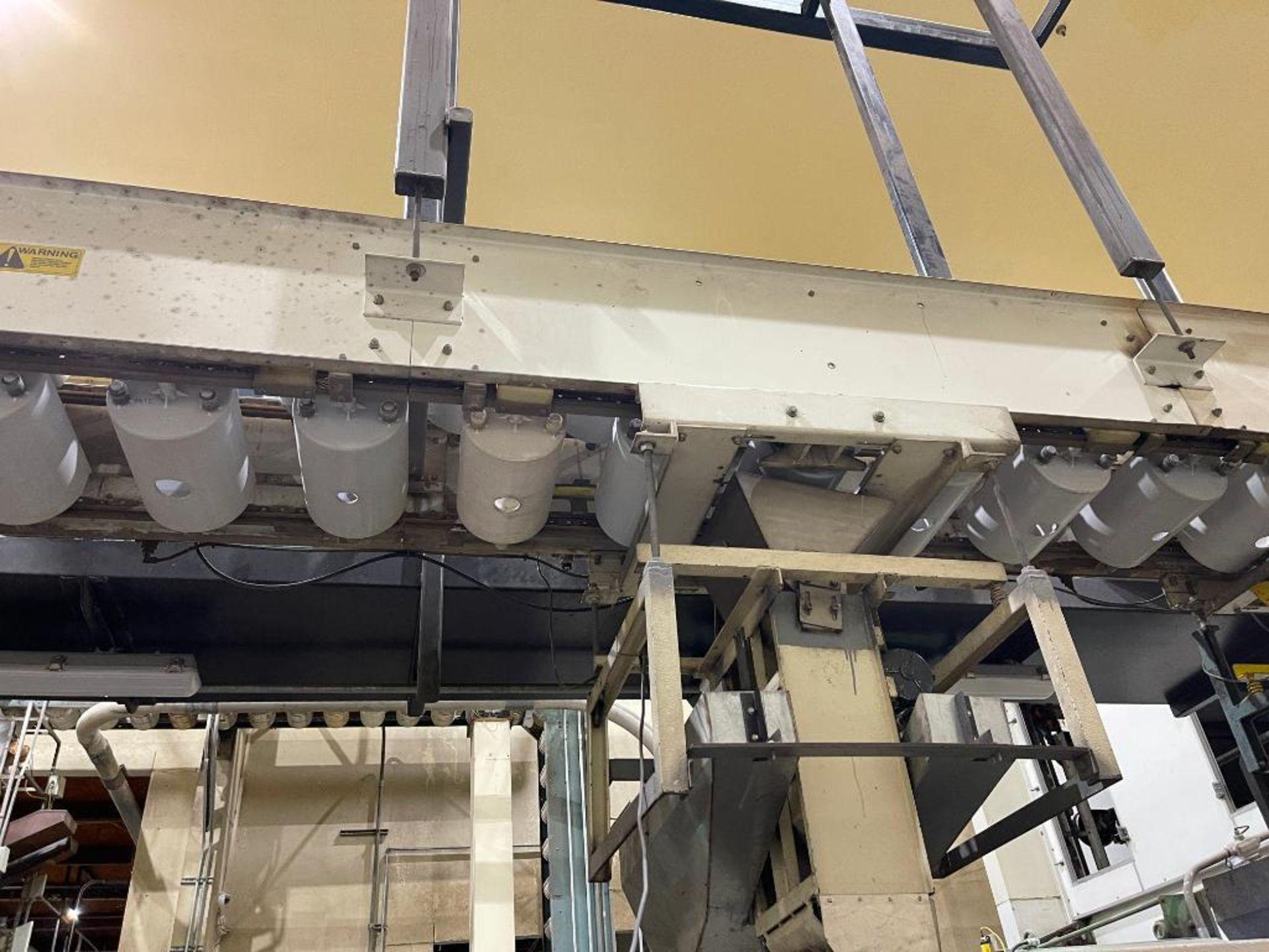 Meyer horizontal bucket elevator, model PQ-172-12-BCS - Image 7 of 19
