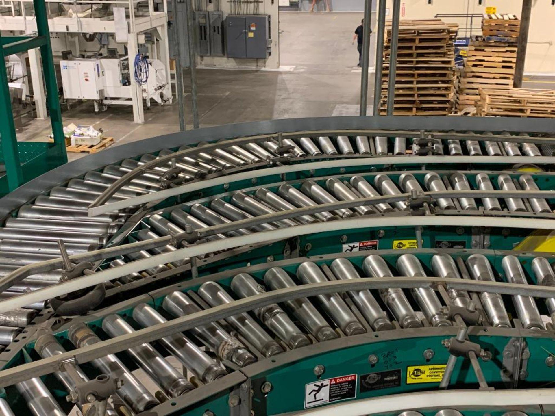ACS power roller conveyor - Image 5 of 15