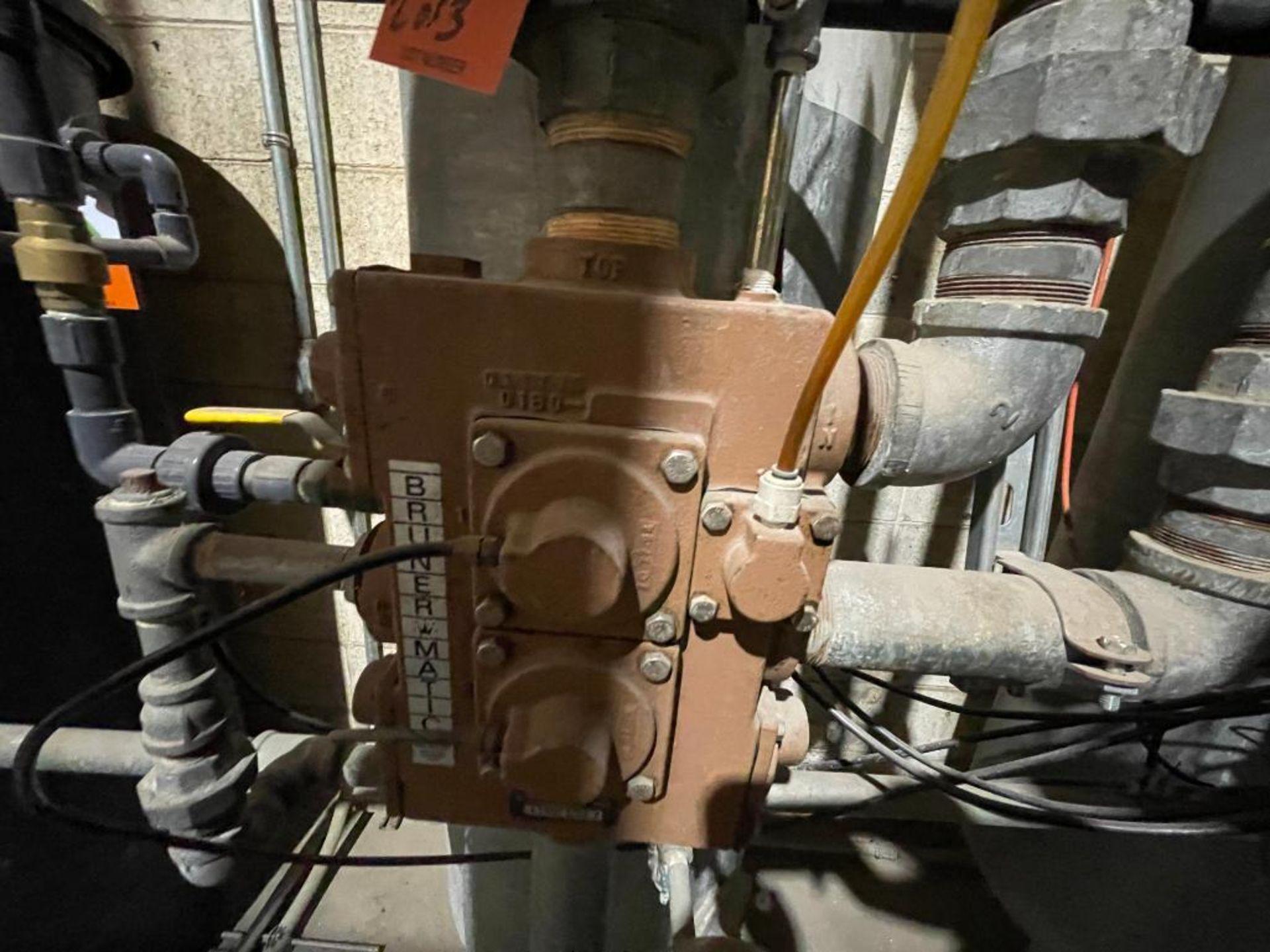 3-tank industrial water softener - Image 7 of 11