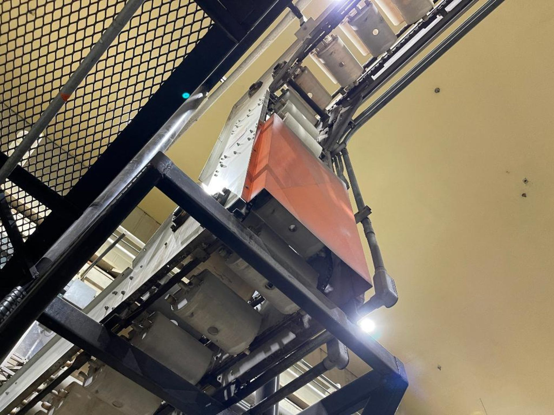 Meyer horizontal bucket elevator, model PC-072-12-BCC - Image 13 of 18