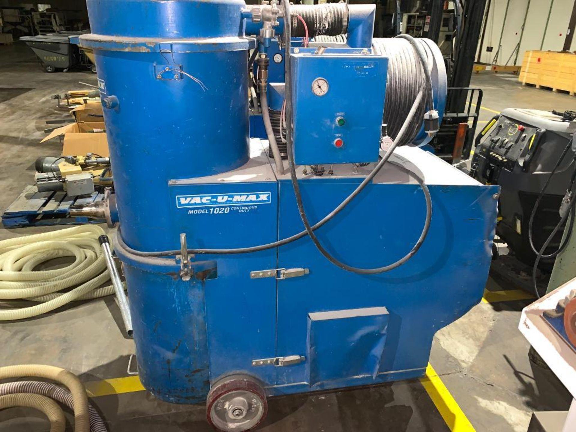 Vac-U-Max industrial vacuum - Image 2 of 6