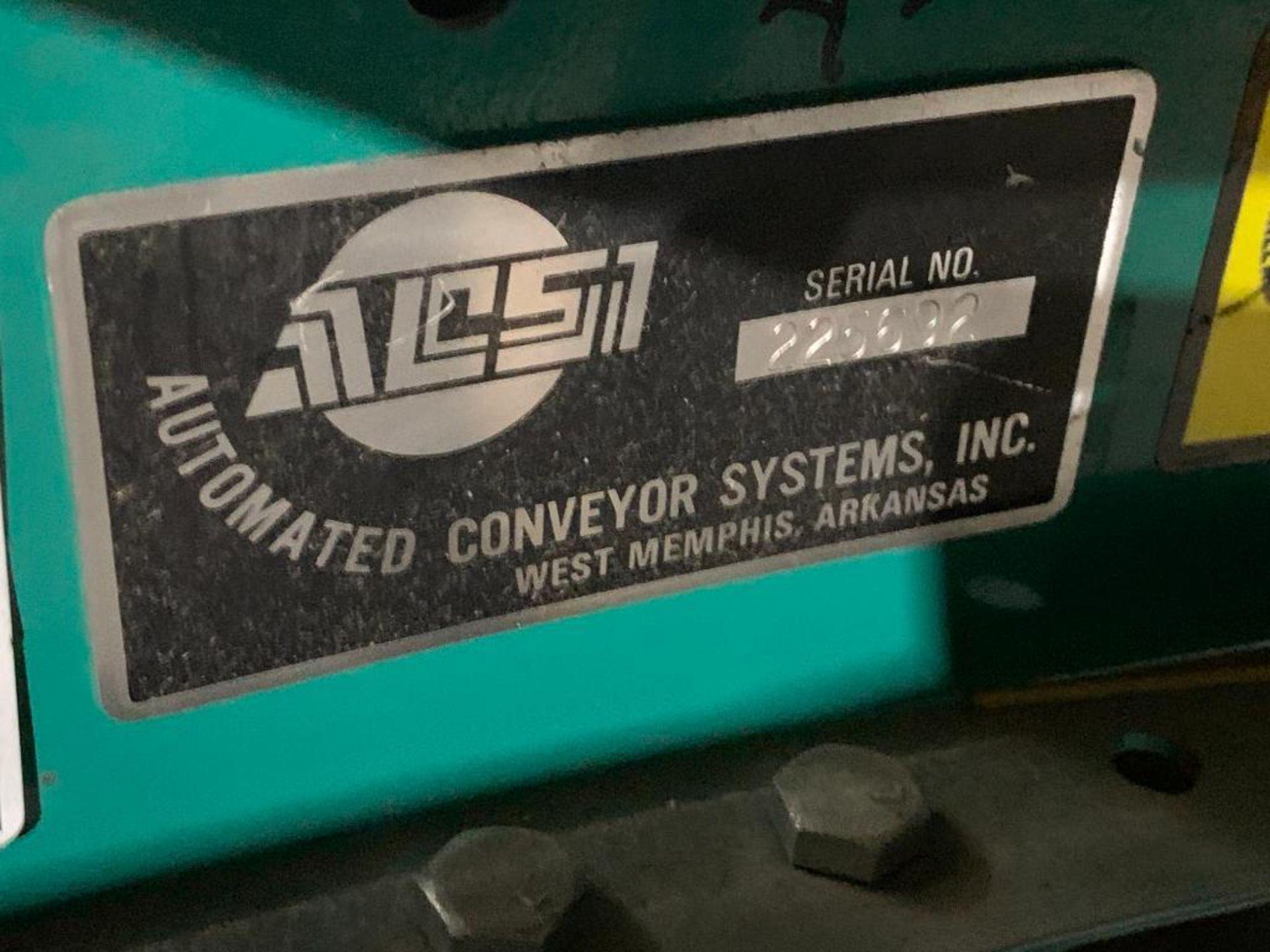 ACS power roller conveyor - Image 10 of 15