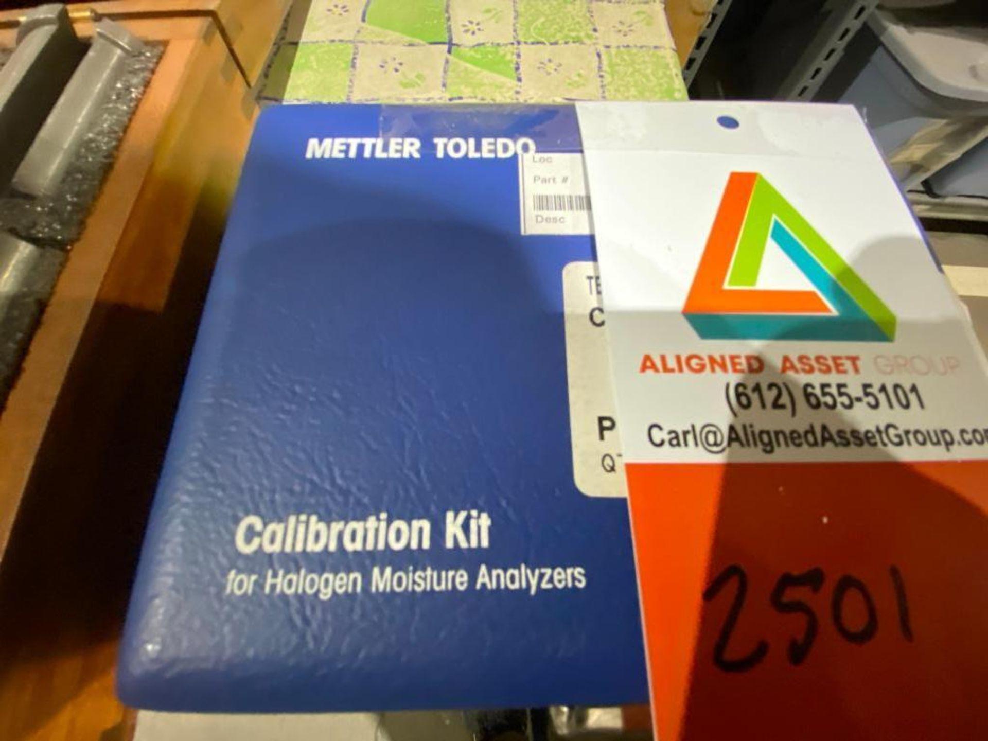 Mettler Toledo calibration kit for halogen moisture analyser