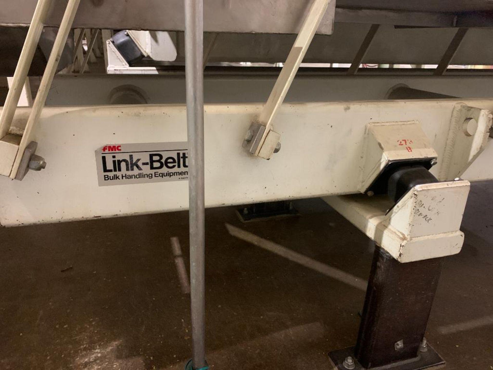 1992 Link-Belt vibratory conveyor, model LBL2405-10X12-10 - Image 9 of 34