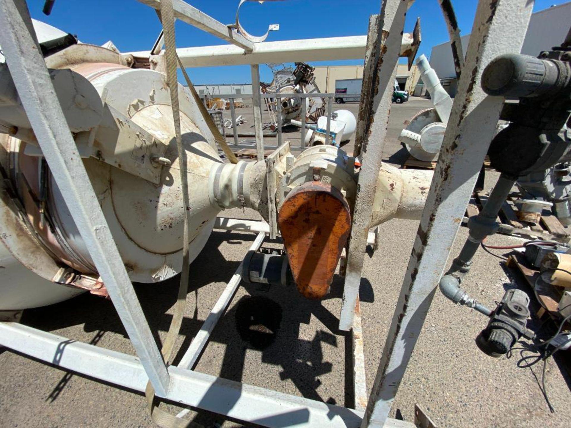 mild steel baghouse - Image 2 of 9