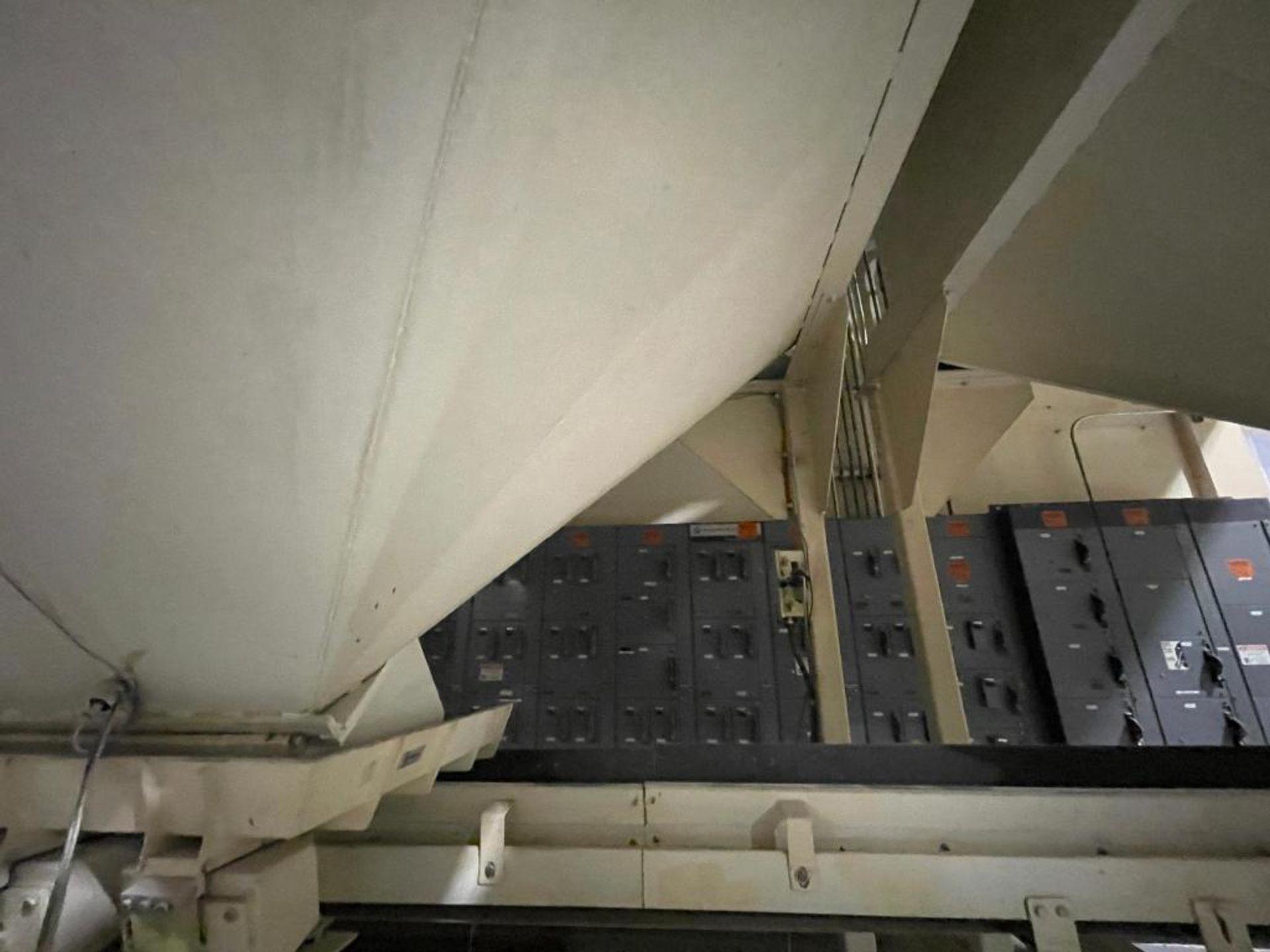 Aseeco mild steel cone bottom bulk storage bin - Image 16 of 31