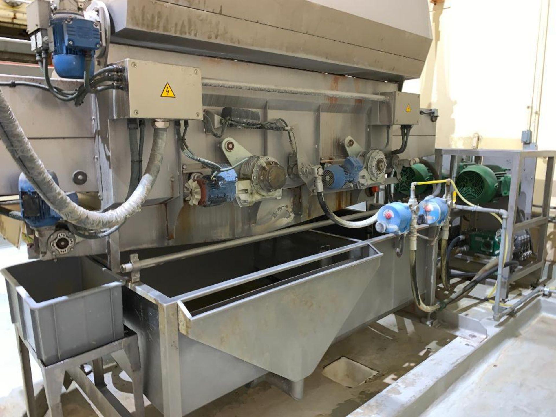 2013 Landucci die wash cabinet - Image 8 of 32