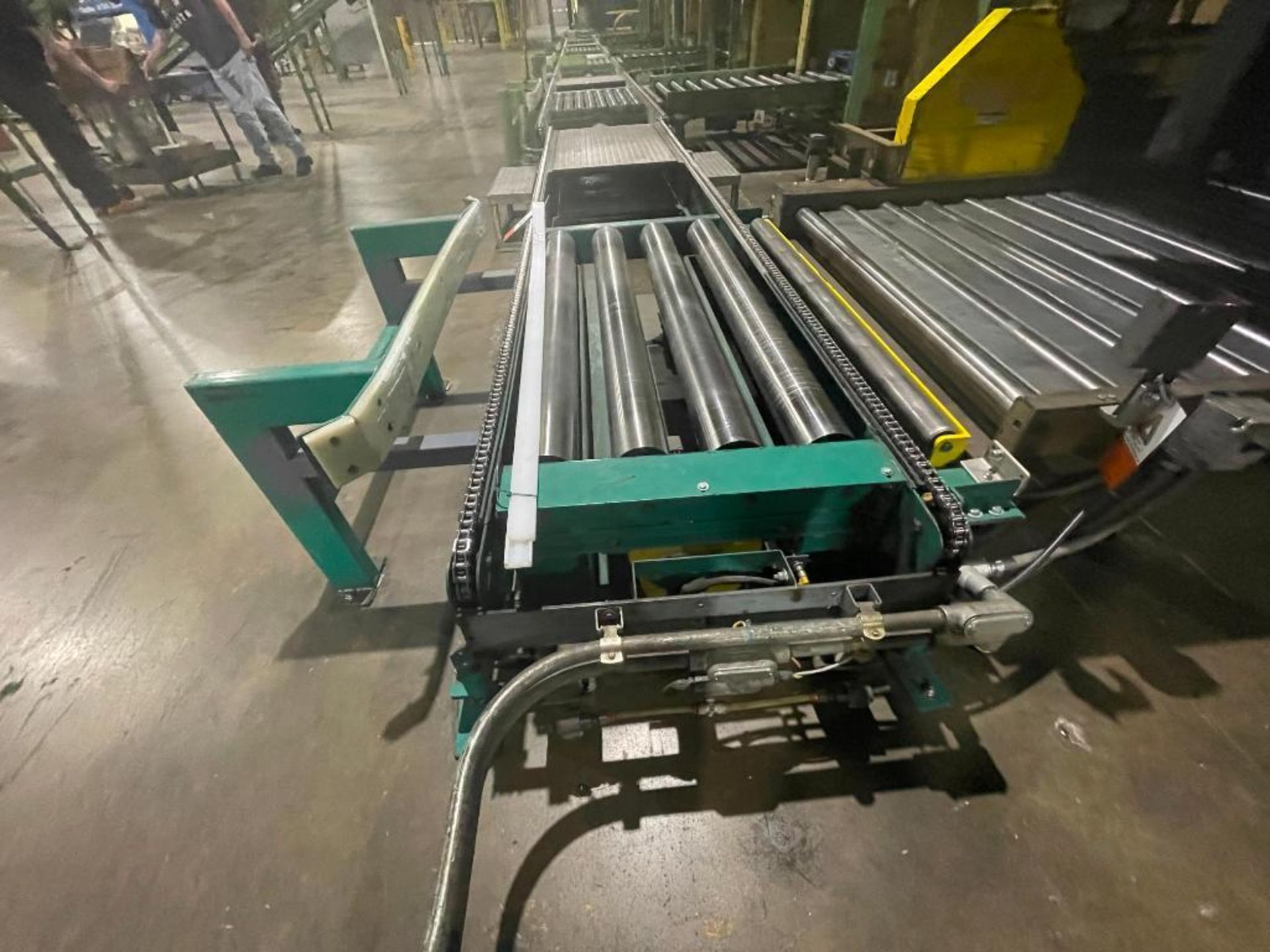 Automated Conveyor Systems full pallet conveyor - Image 5 of 12