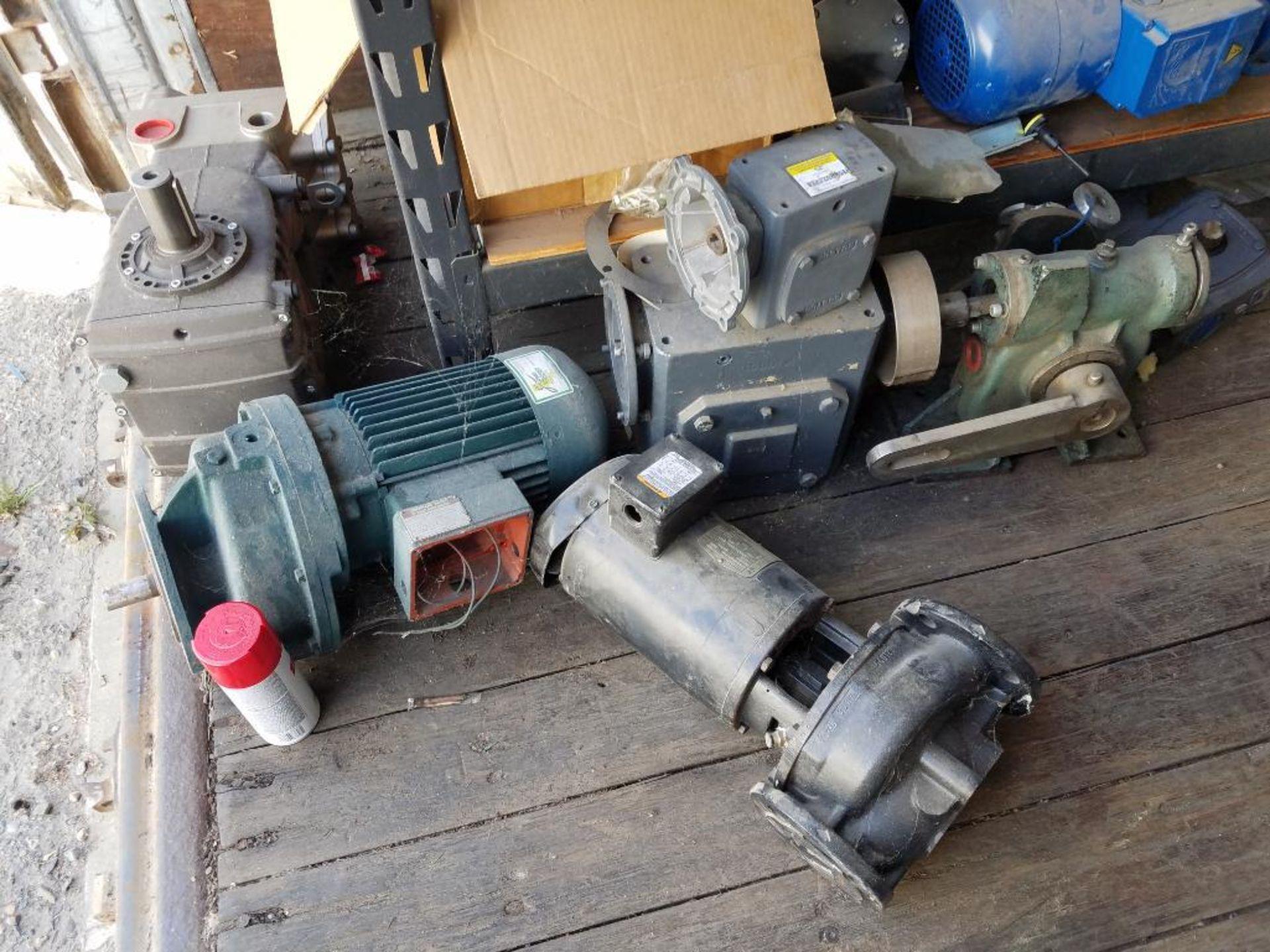 various motors and drives - Image 2 of 5
