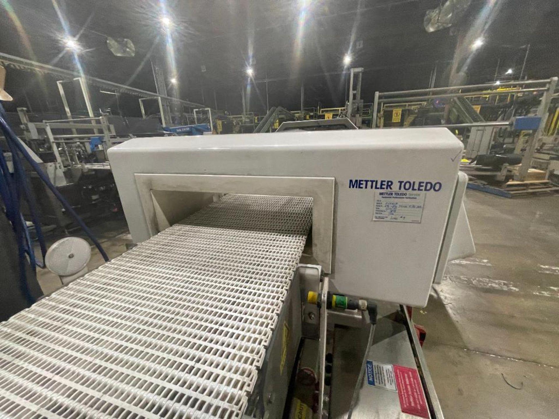 2016 Mettler Toledo metal detector, model SL1500 - Image 5 of 12