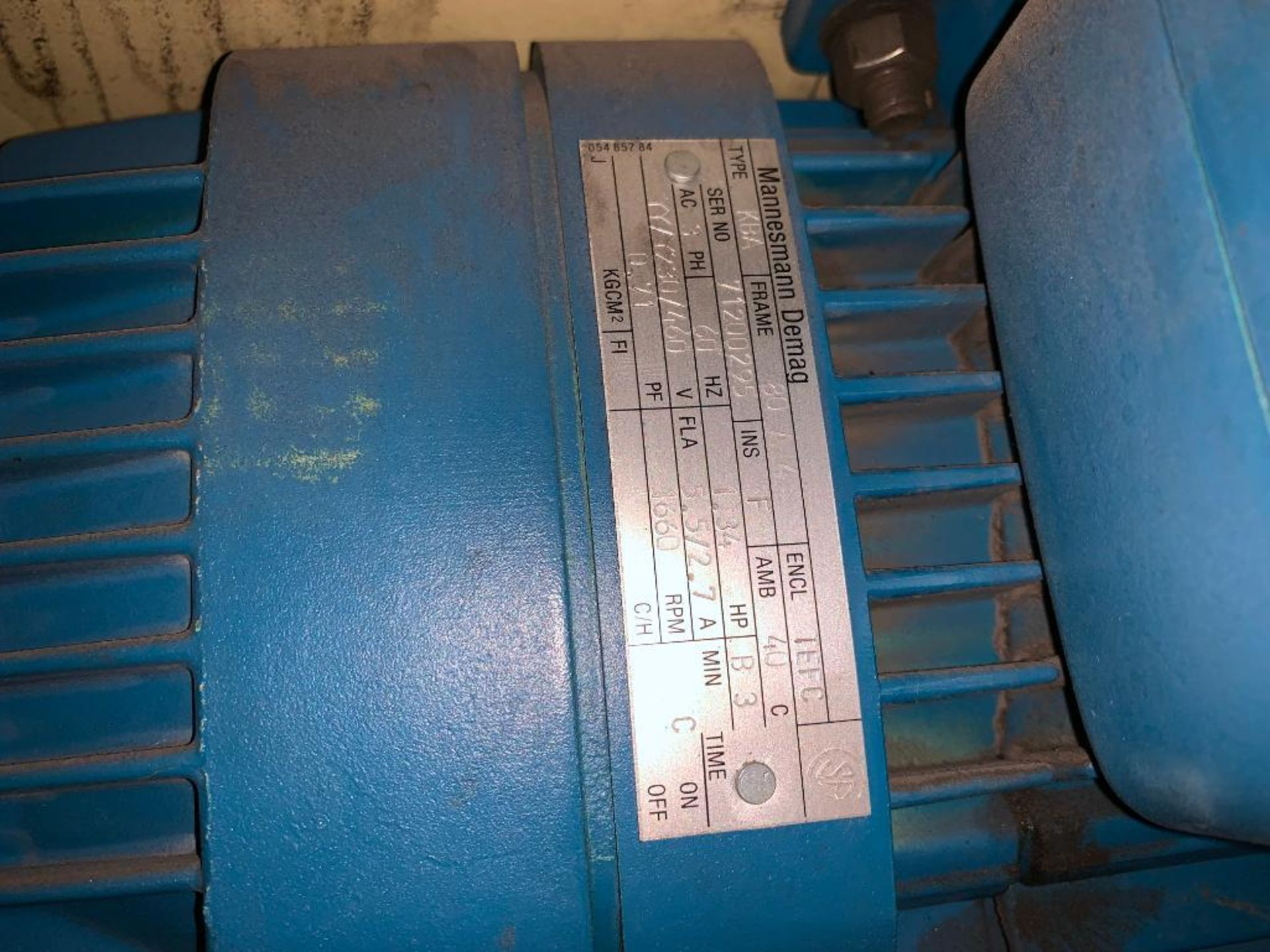 1992 Currie top to bottom palletizer, machine number LSP-5-1176 - Image 19 of 56