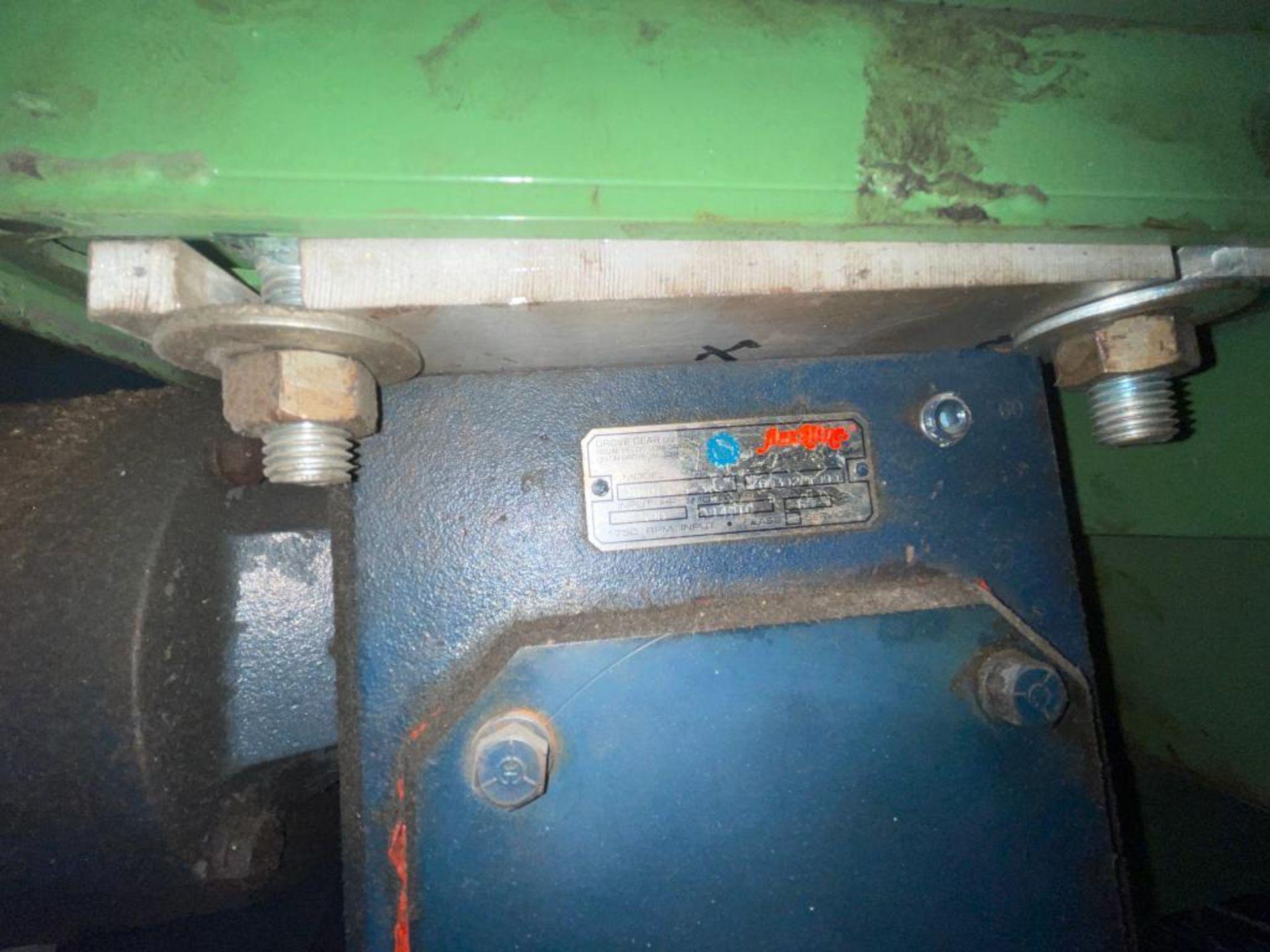 Buschman mild steel incline conveyor - Image 8 of 17