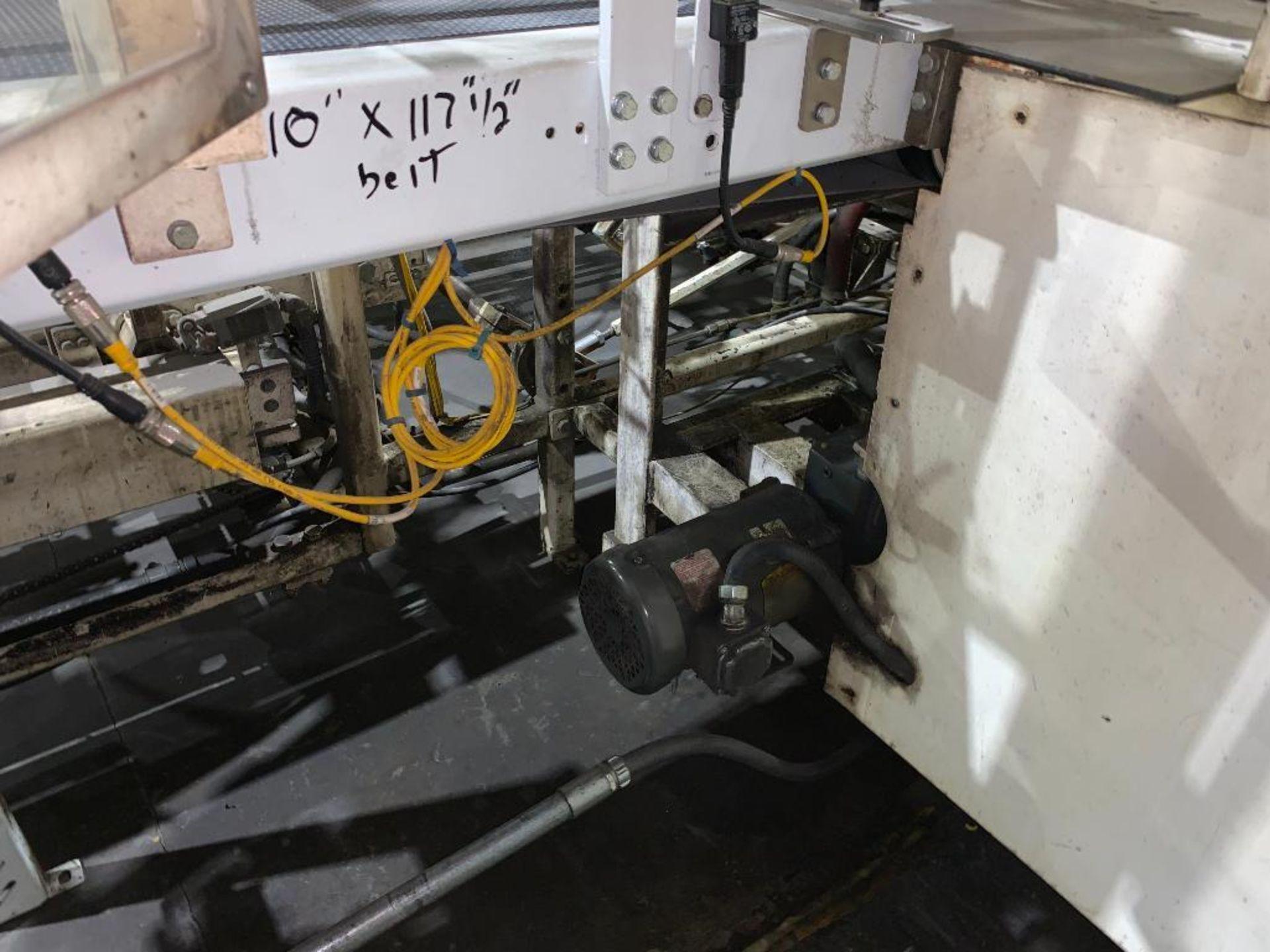 Salwasser case erector and case packer, model L41 - Image 41 of 45