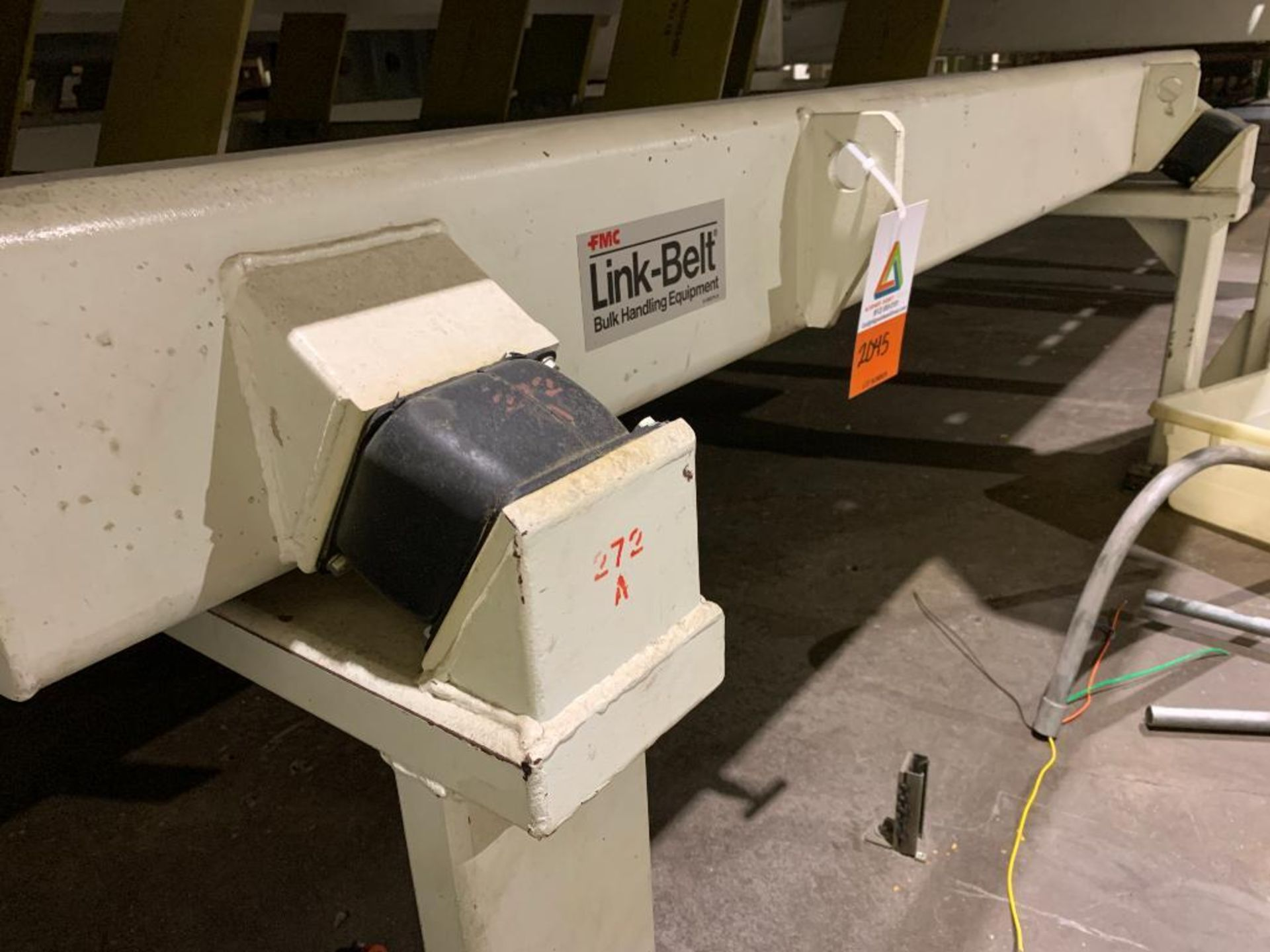 Link-Belt vibratory conveyor - Image 7 of 13