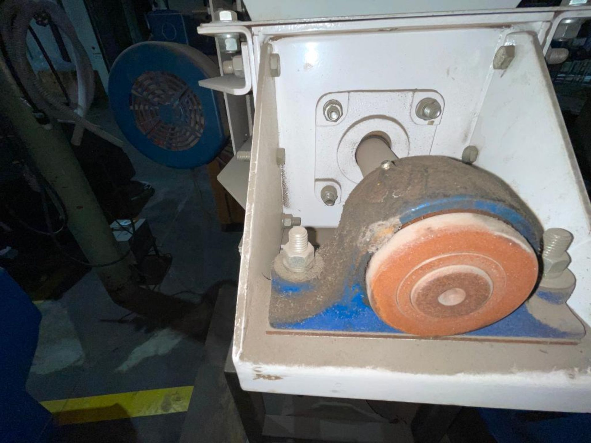 regrind grinder with blower and motor - Image 7 of 13